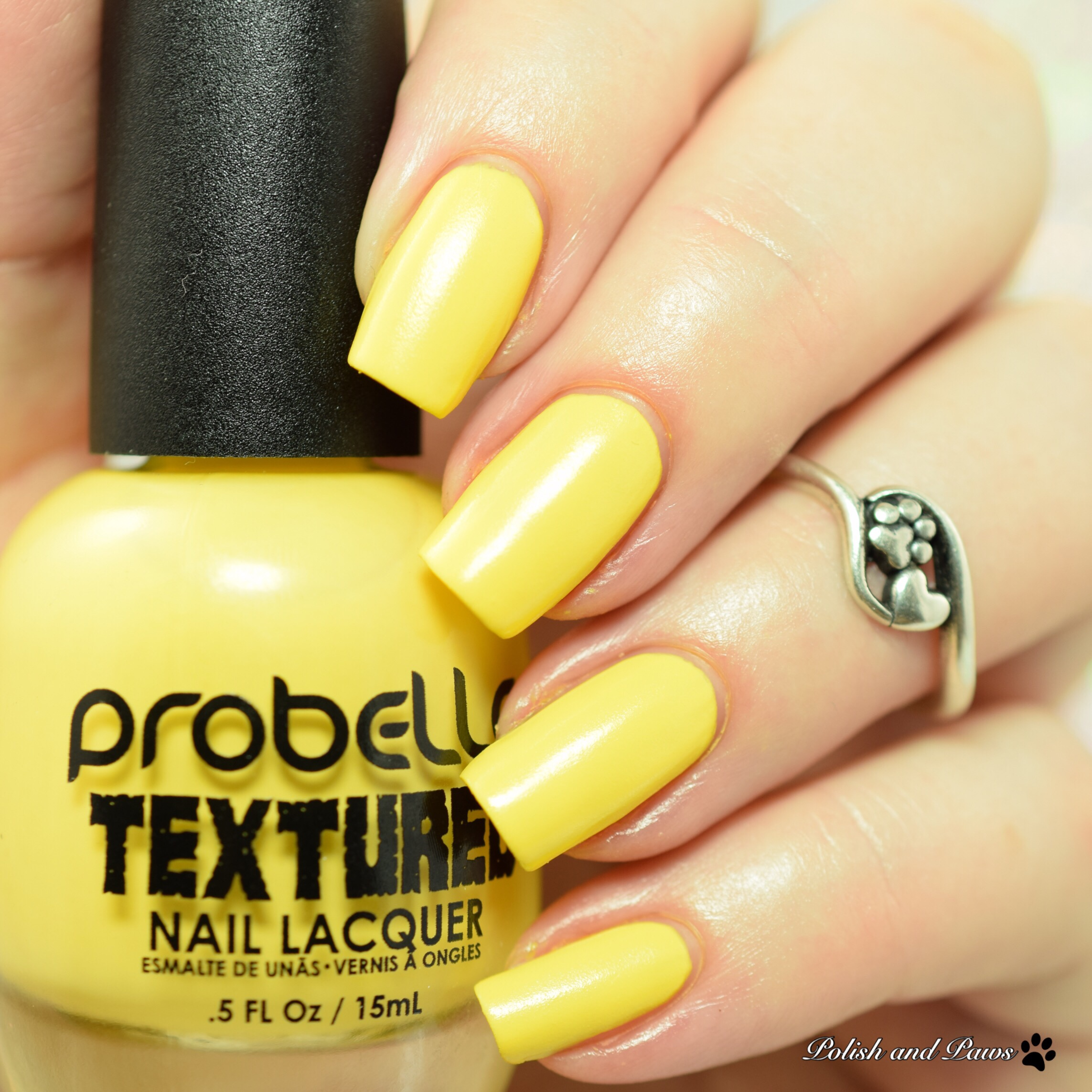 Probelle Textured Yellow