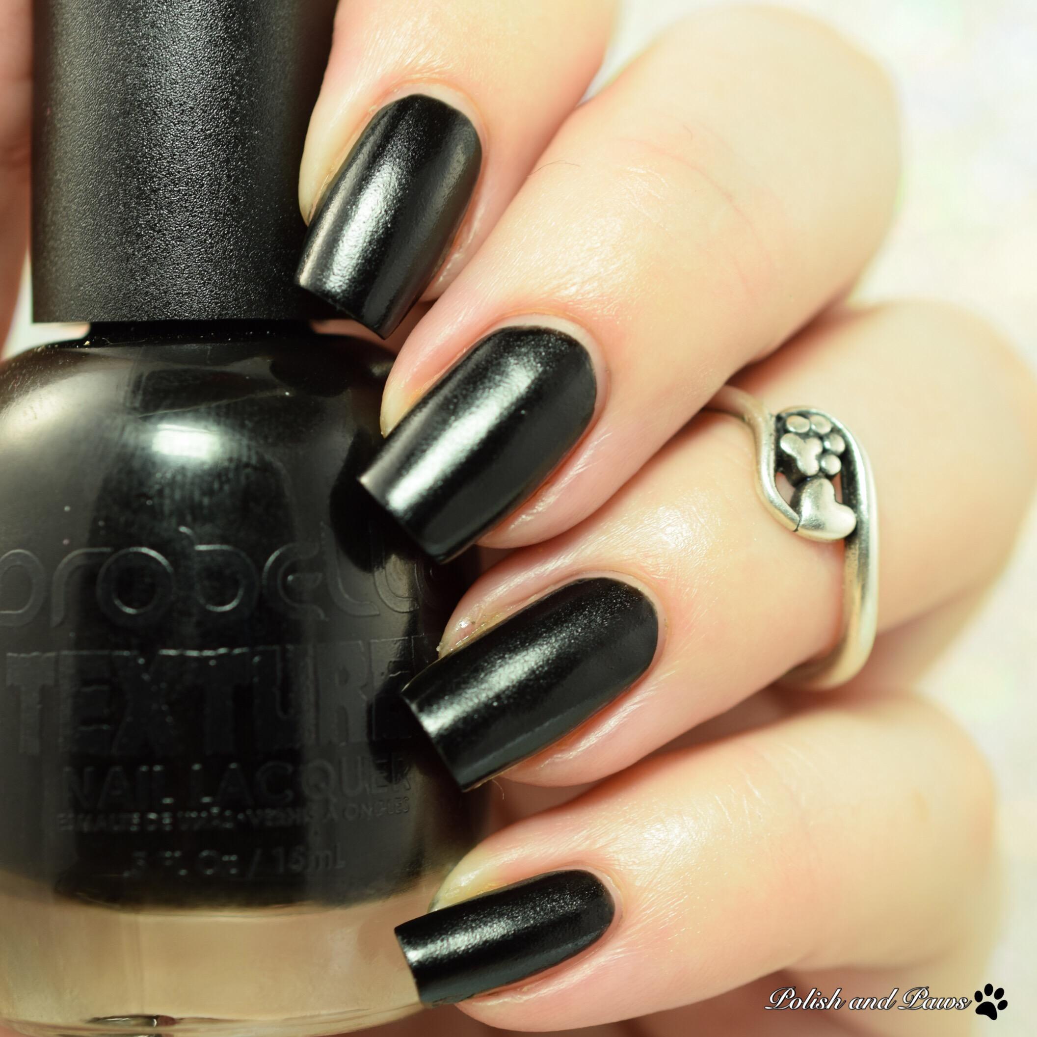Probelle Textured Black