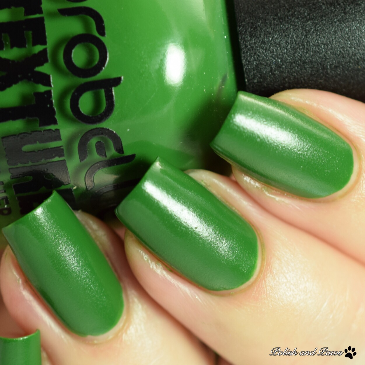 probelle Textured Dark Green