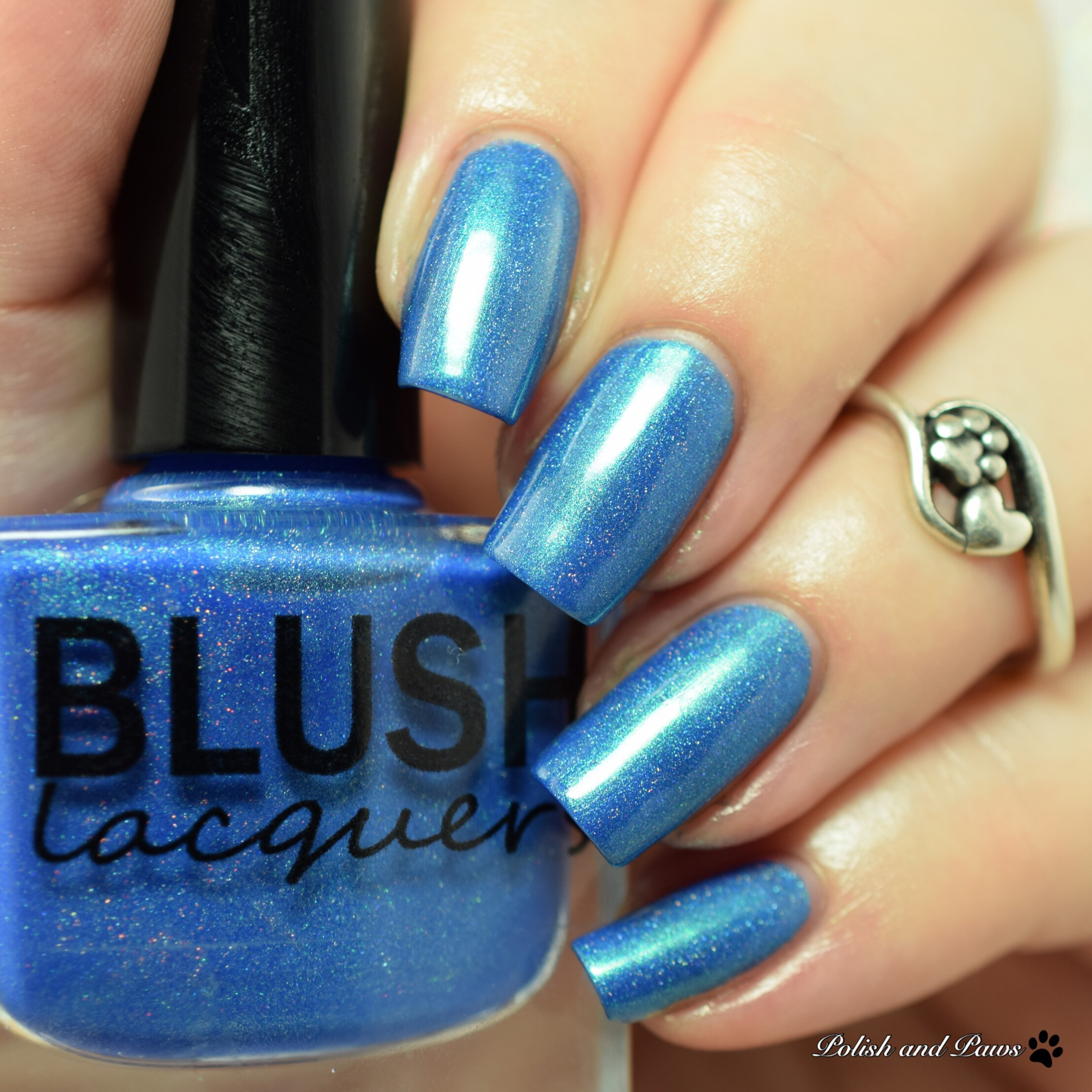 Blush Lacquer Hook'd on Darling