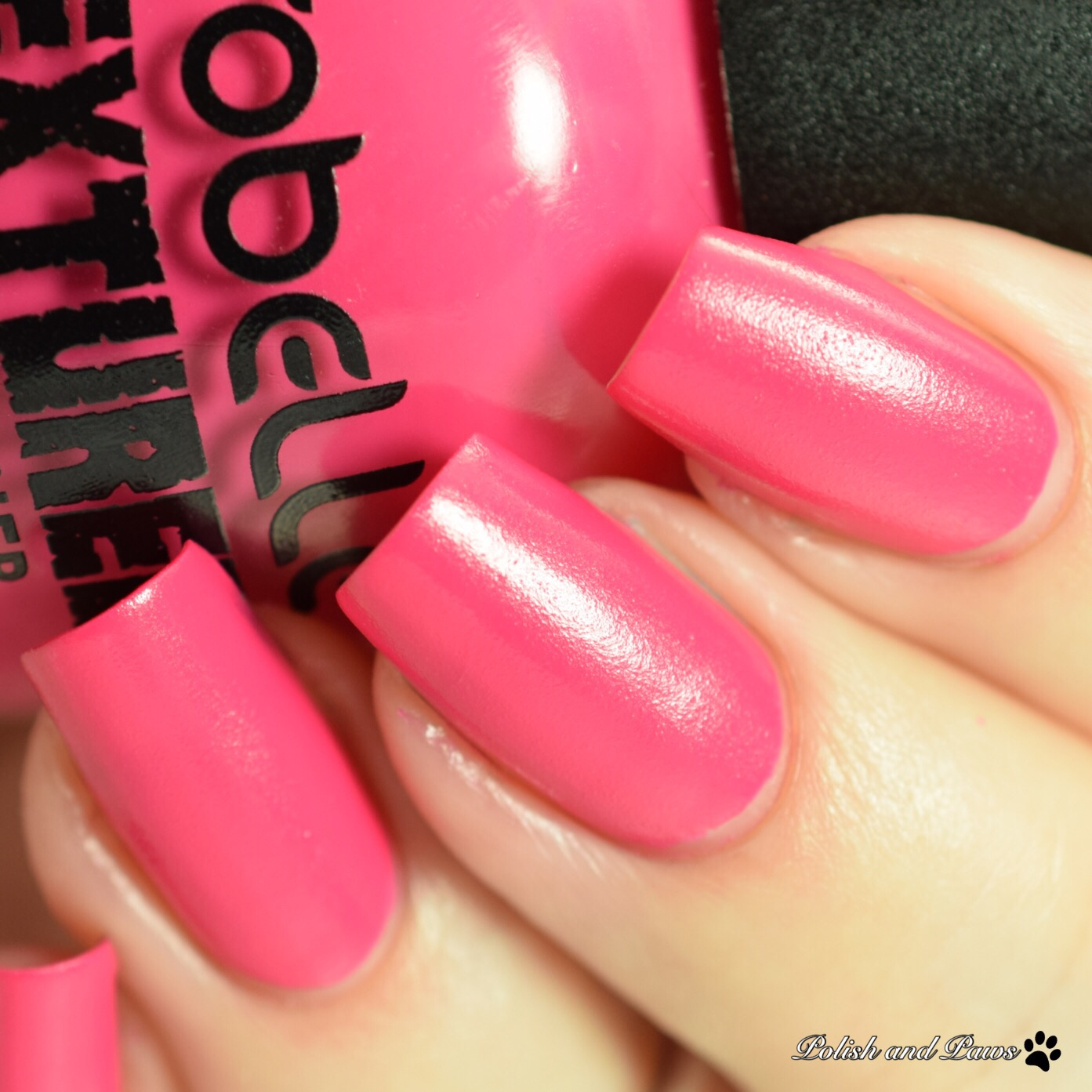 Probelle Textured Hot Pink