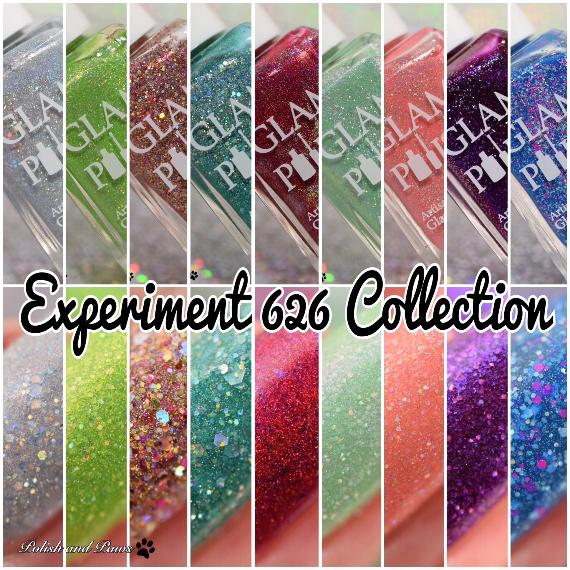 Glam Polish Experiment 626 LE Collection