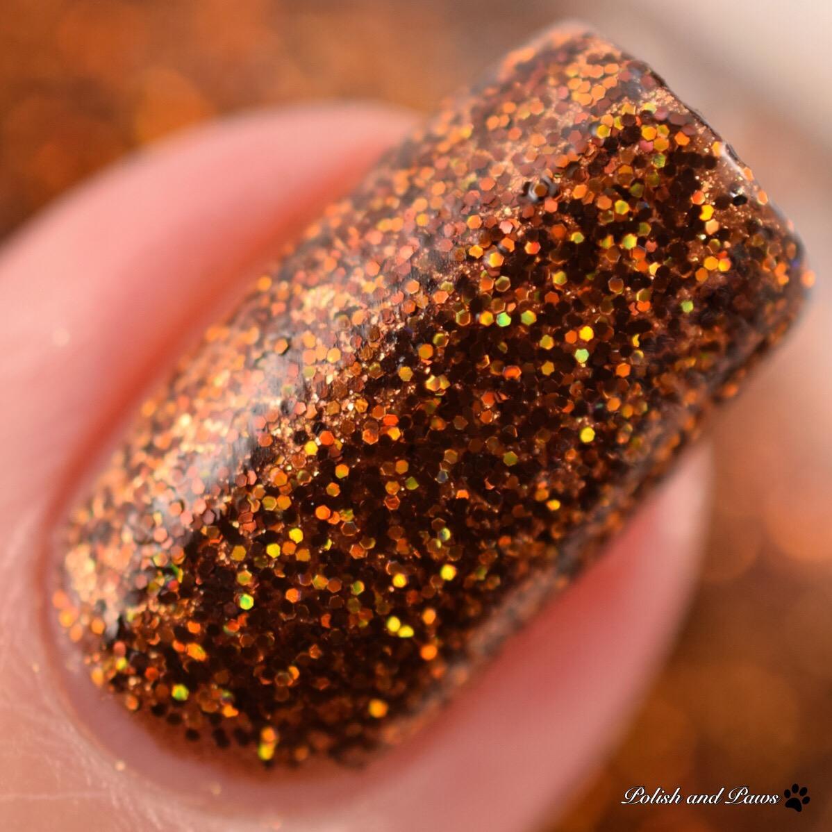 Creative Cuticles Pumpkin Spice