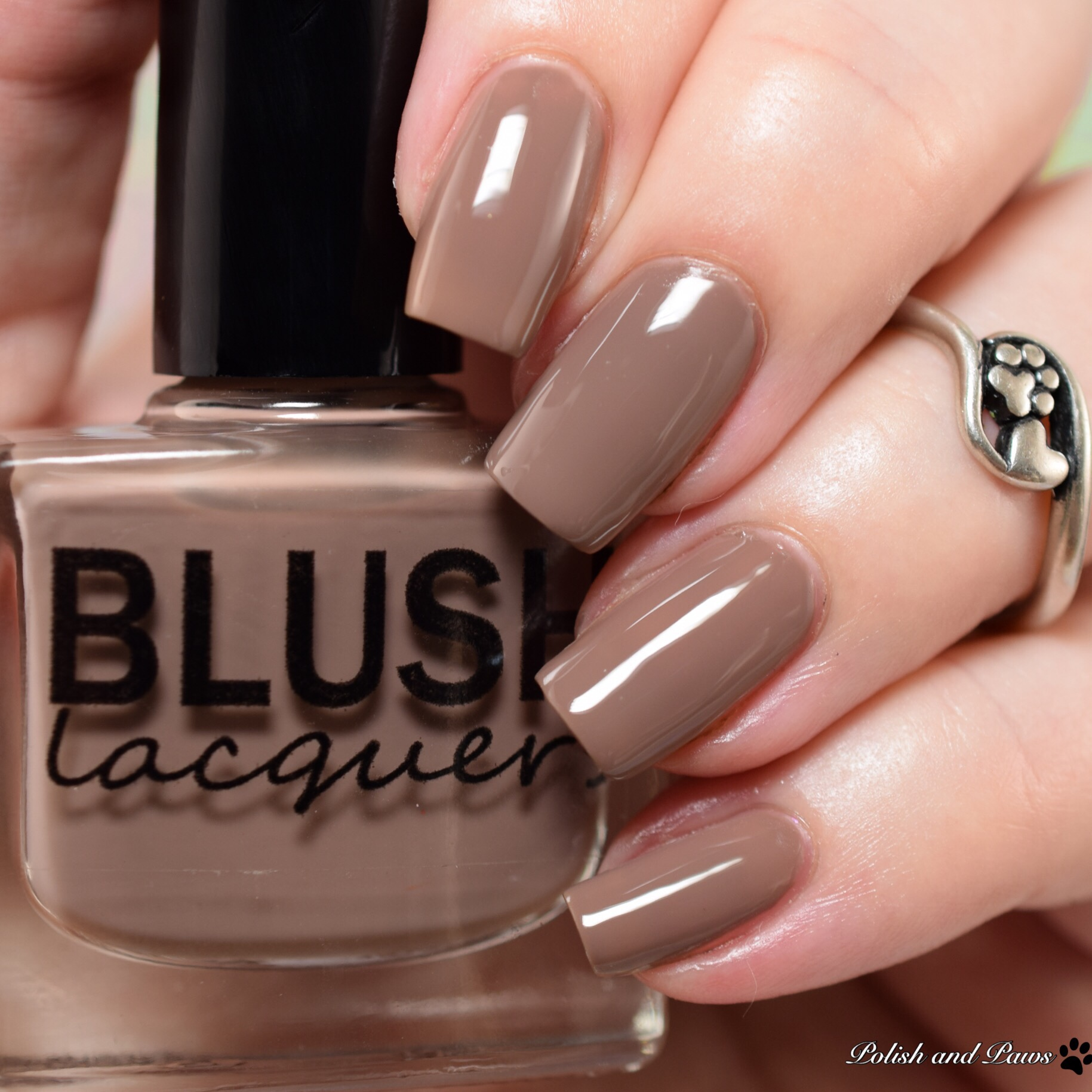 Blush Lacquers Moriarty
