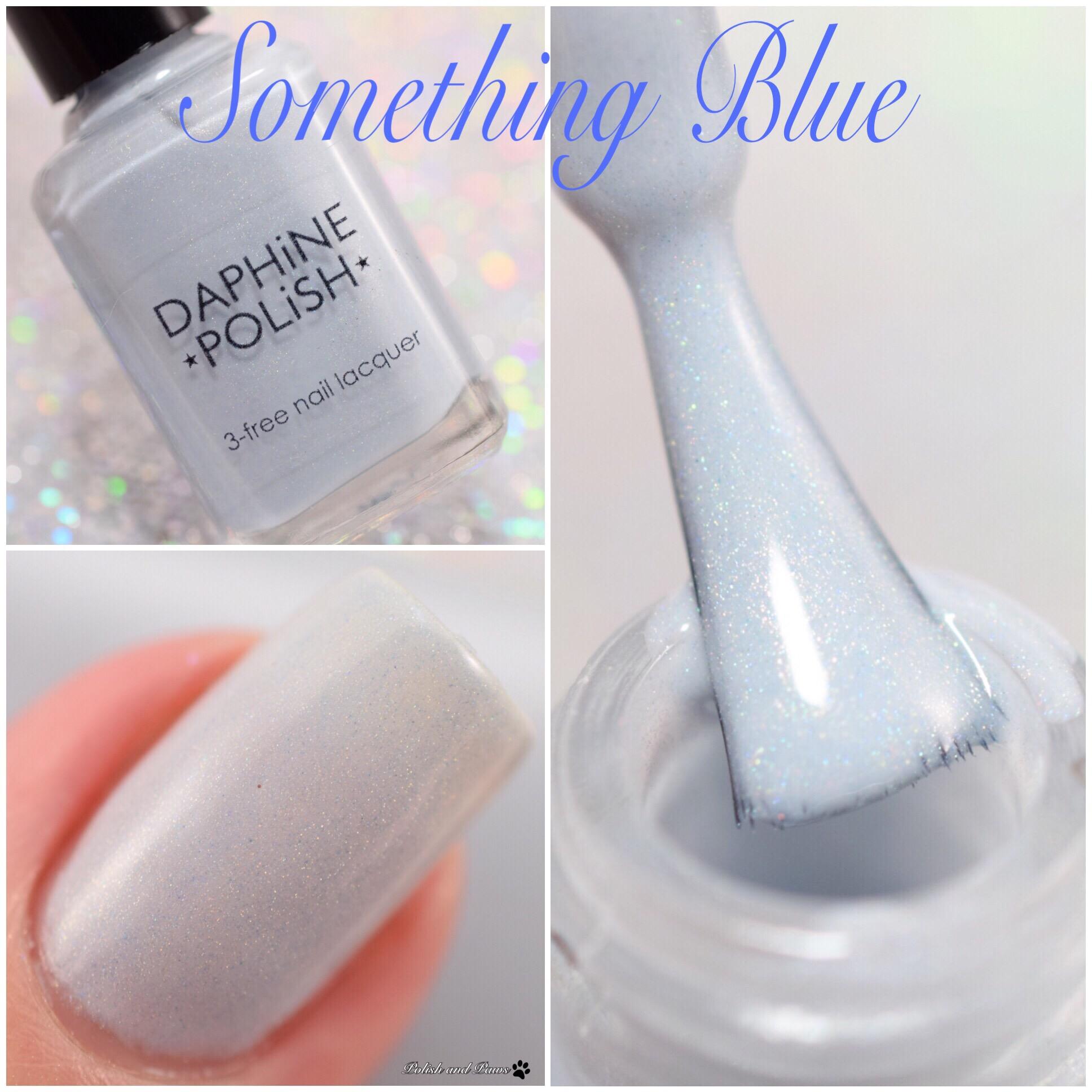 Daphine Polish Something Blue