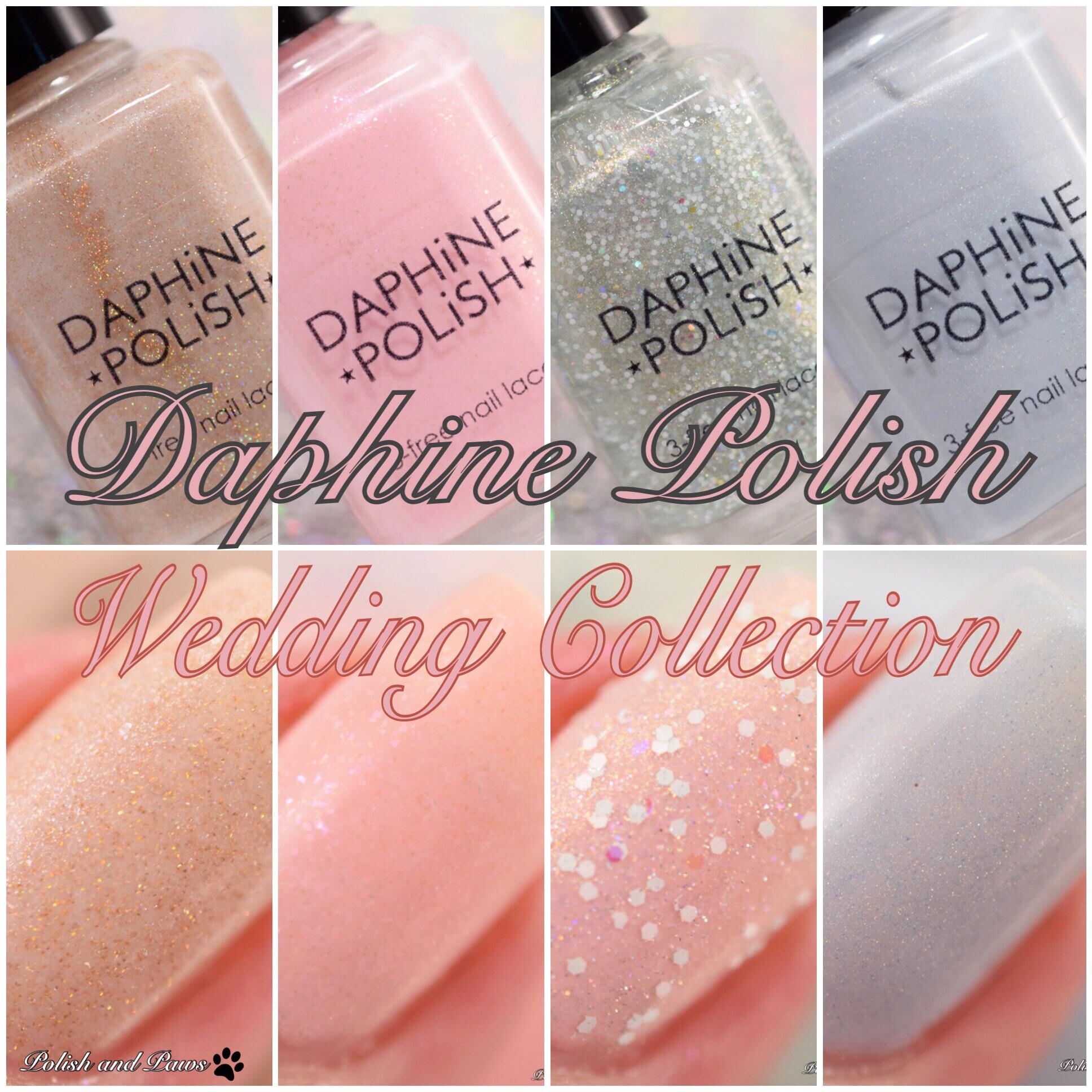 Daphine Polish Wedding Collection