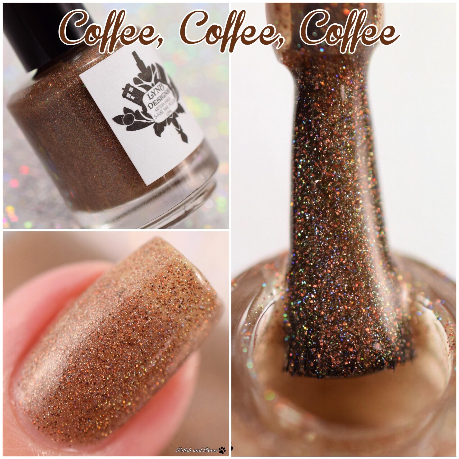 LynB Designs Coffee Coffee Coffee