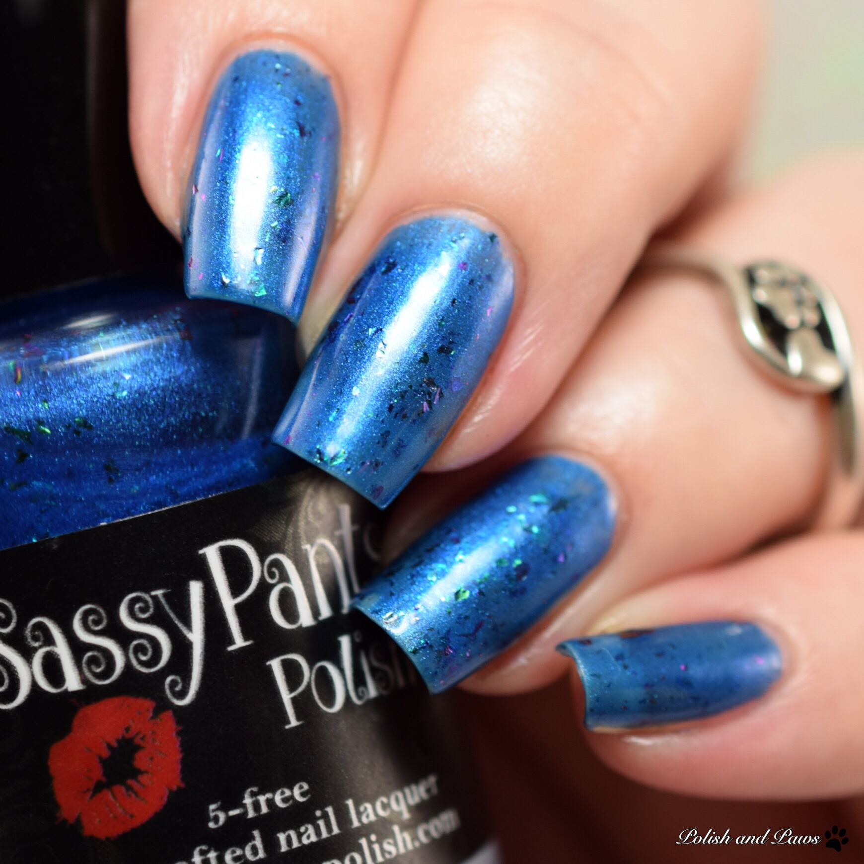 Sassy Pants Polish Where Faeries Dance