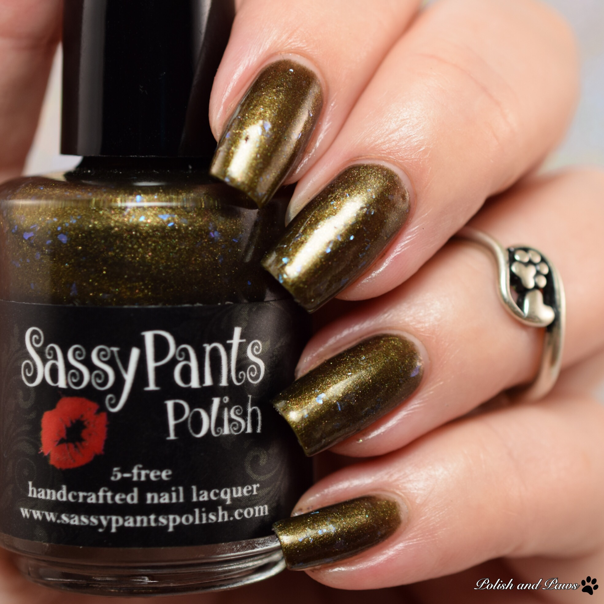 Sassy Pants Polish Where Faeries Live