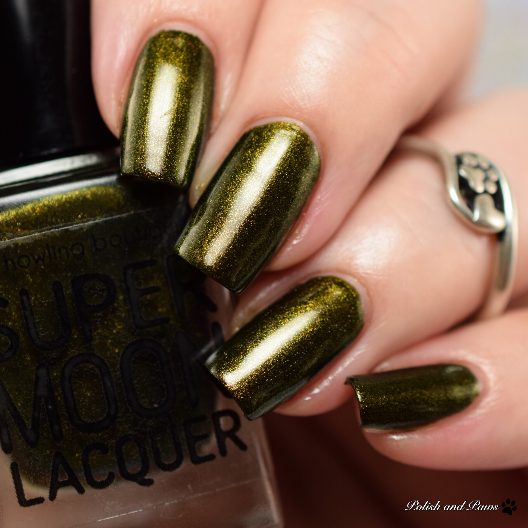 Supermoon Lacquer Green Goddess