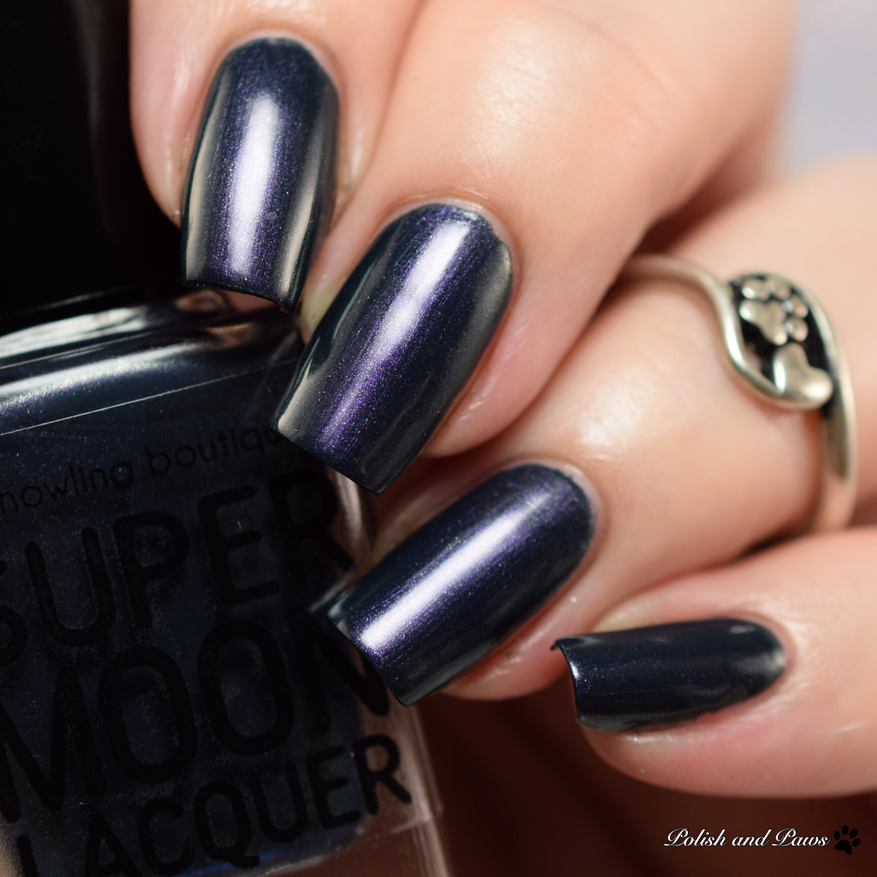 Supermoon Lacquer Knights Strength