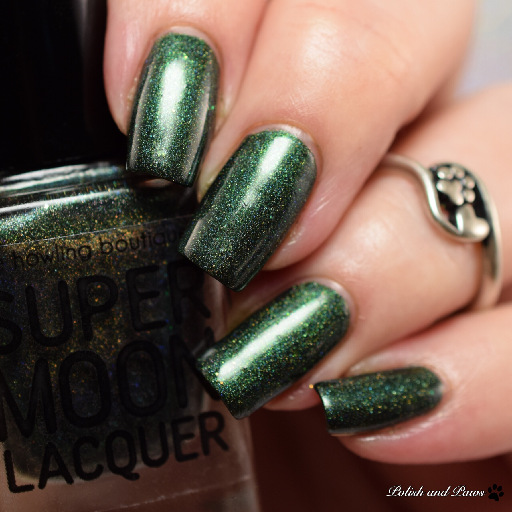 Supermoon Lacquer Luck of the Draw