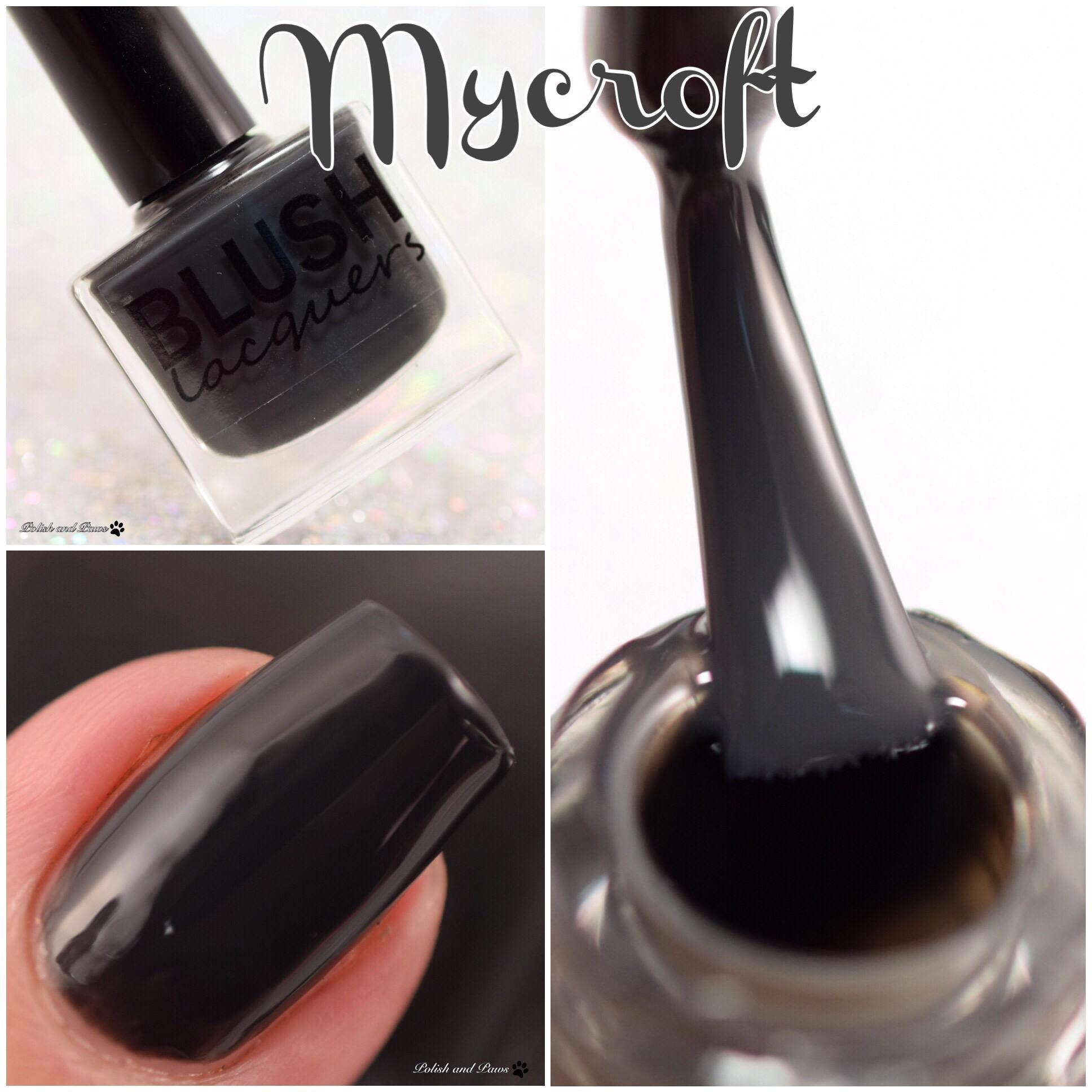 Blush Lacquers Mycroft