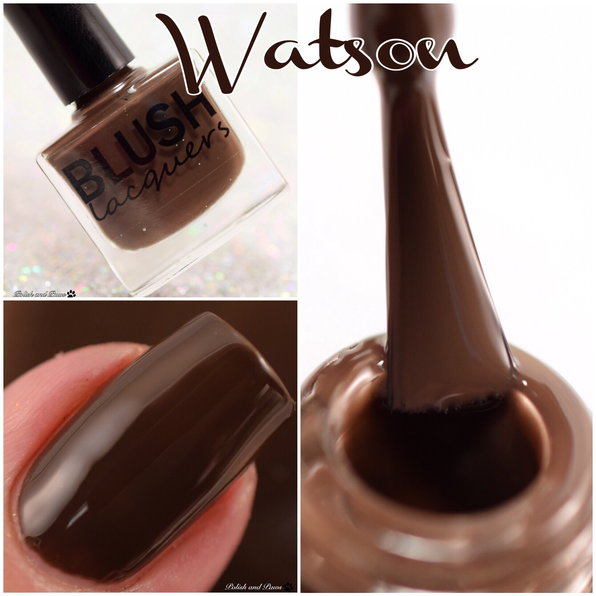 Blush Lacquers Watson