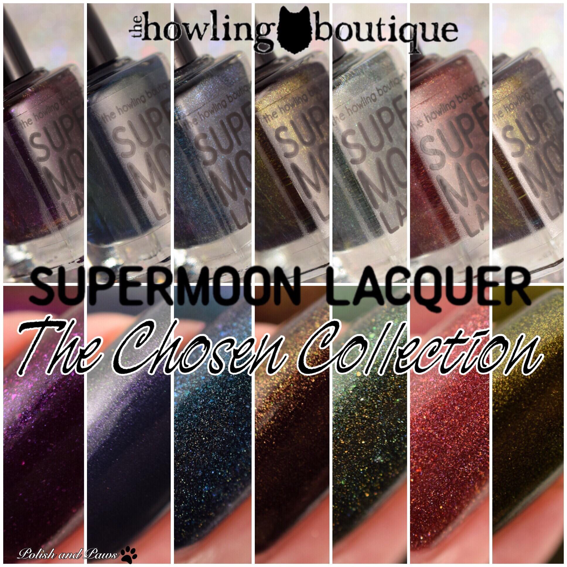 Supermoon Lacquer The Chosen Collection