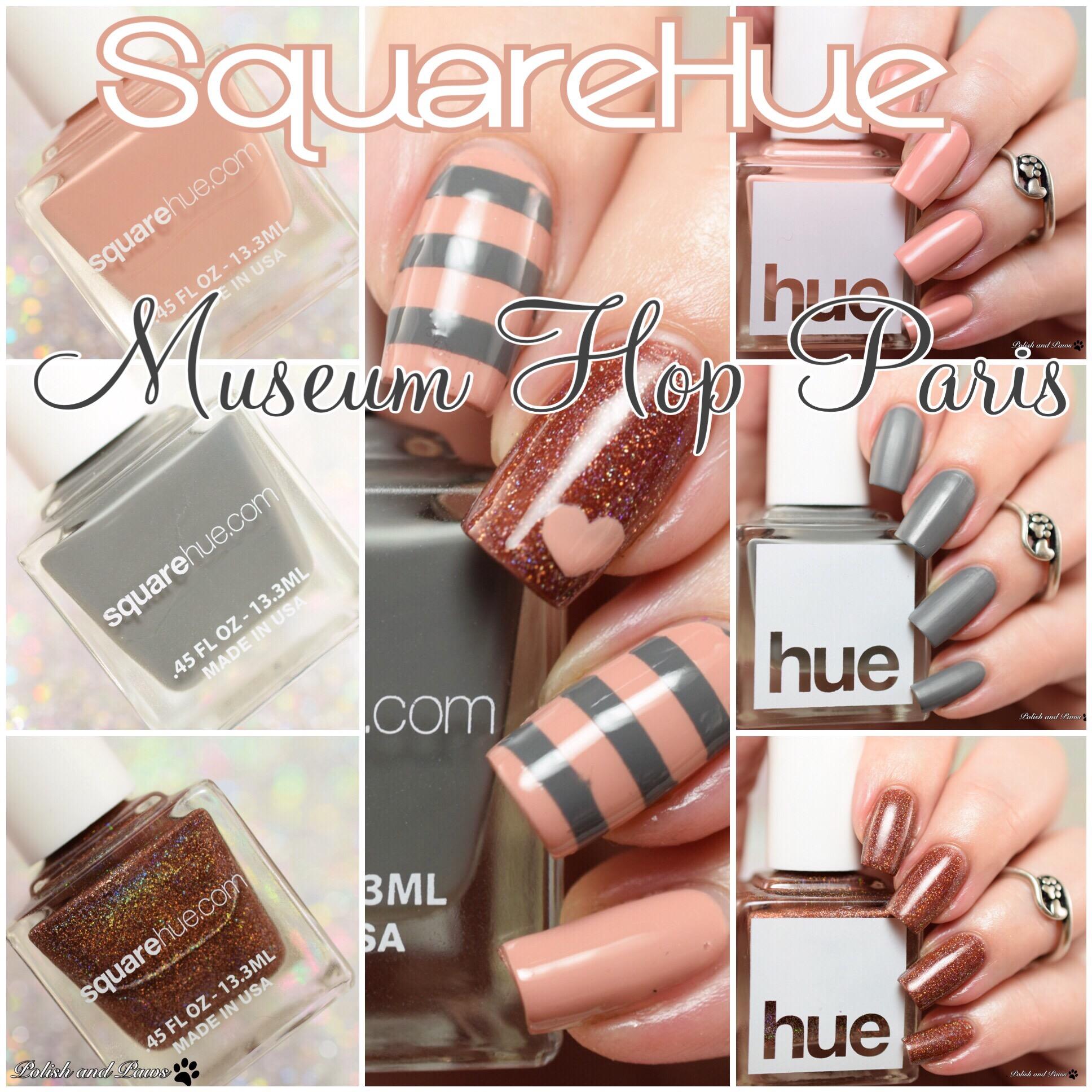 Square Hue Museum Hop Paris