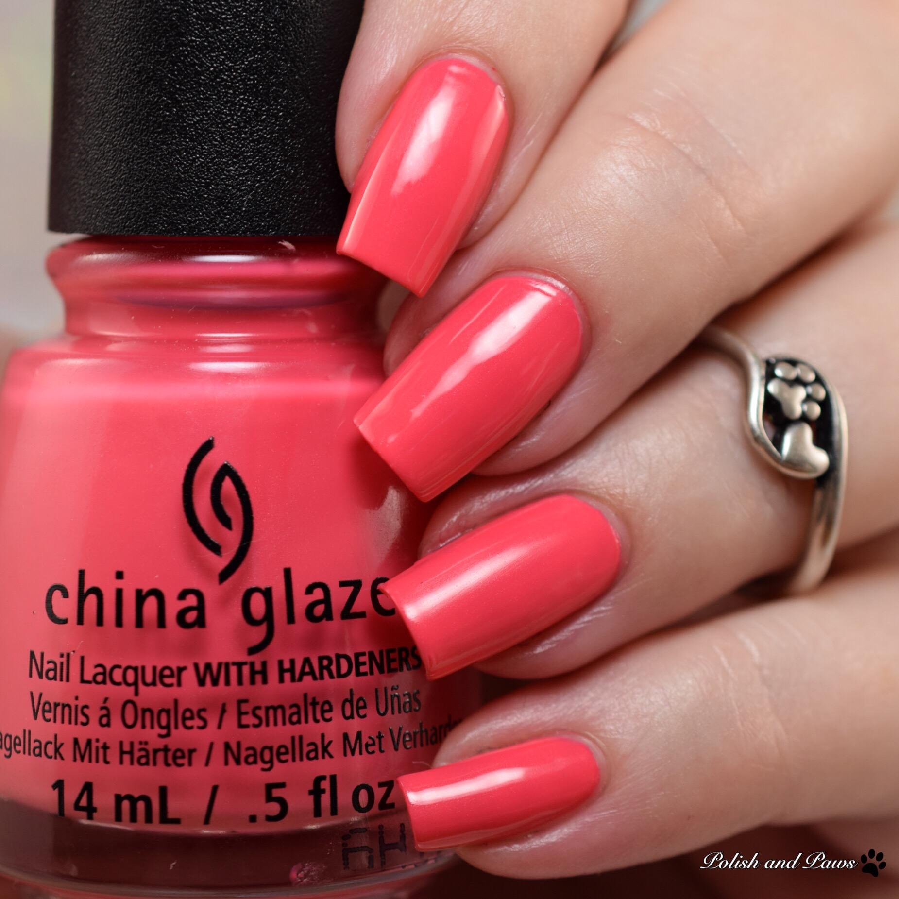 China Glaze Warm Wishes