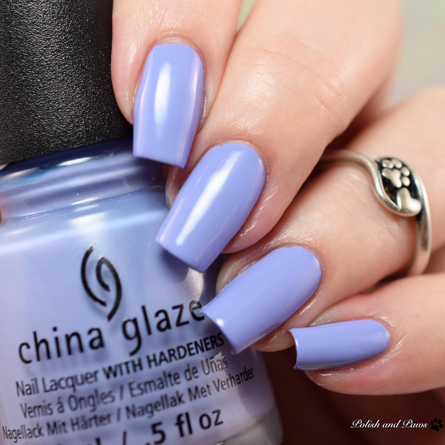 China Glaze Good Tide Ings