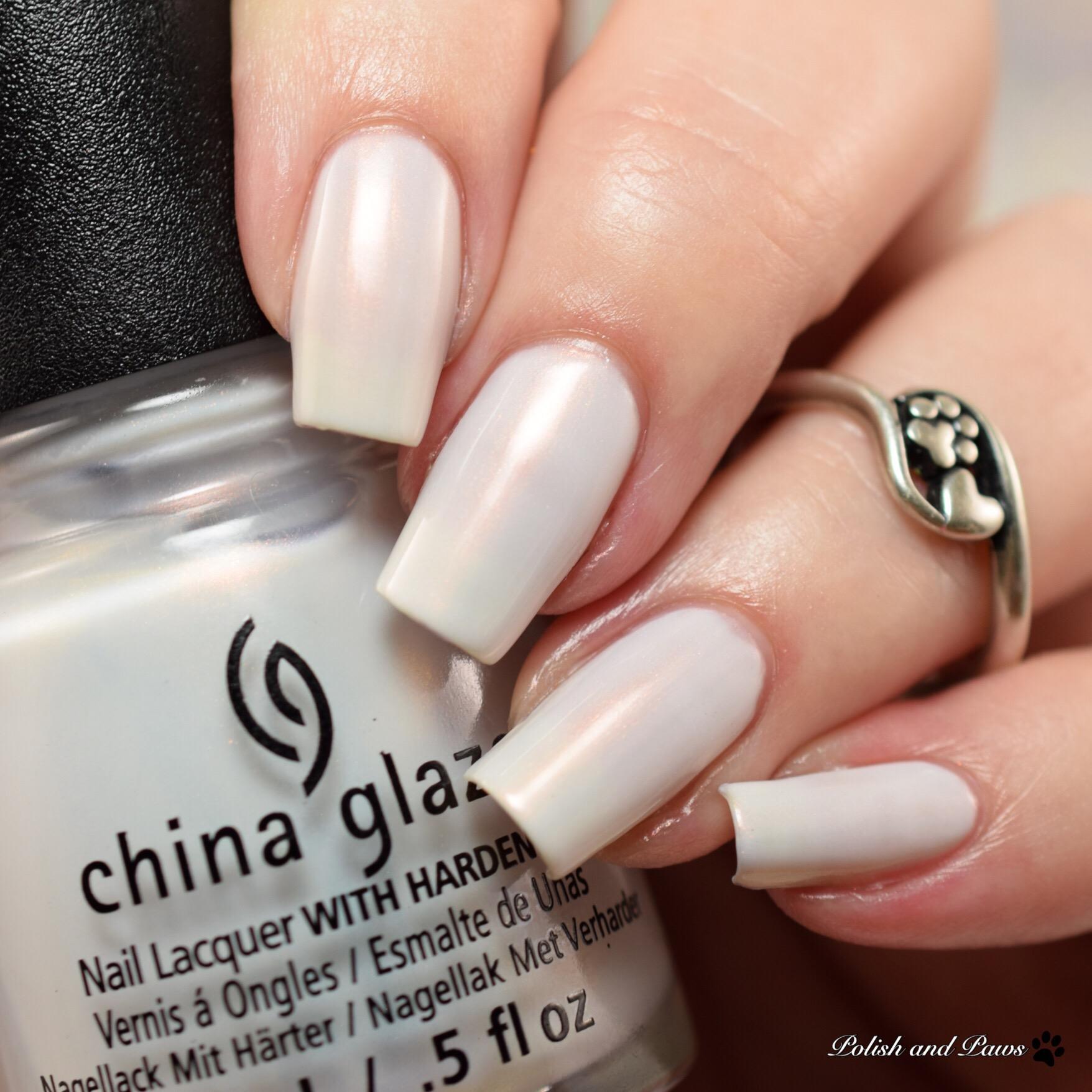 China Glaze Snow Way!
