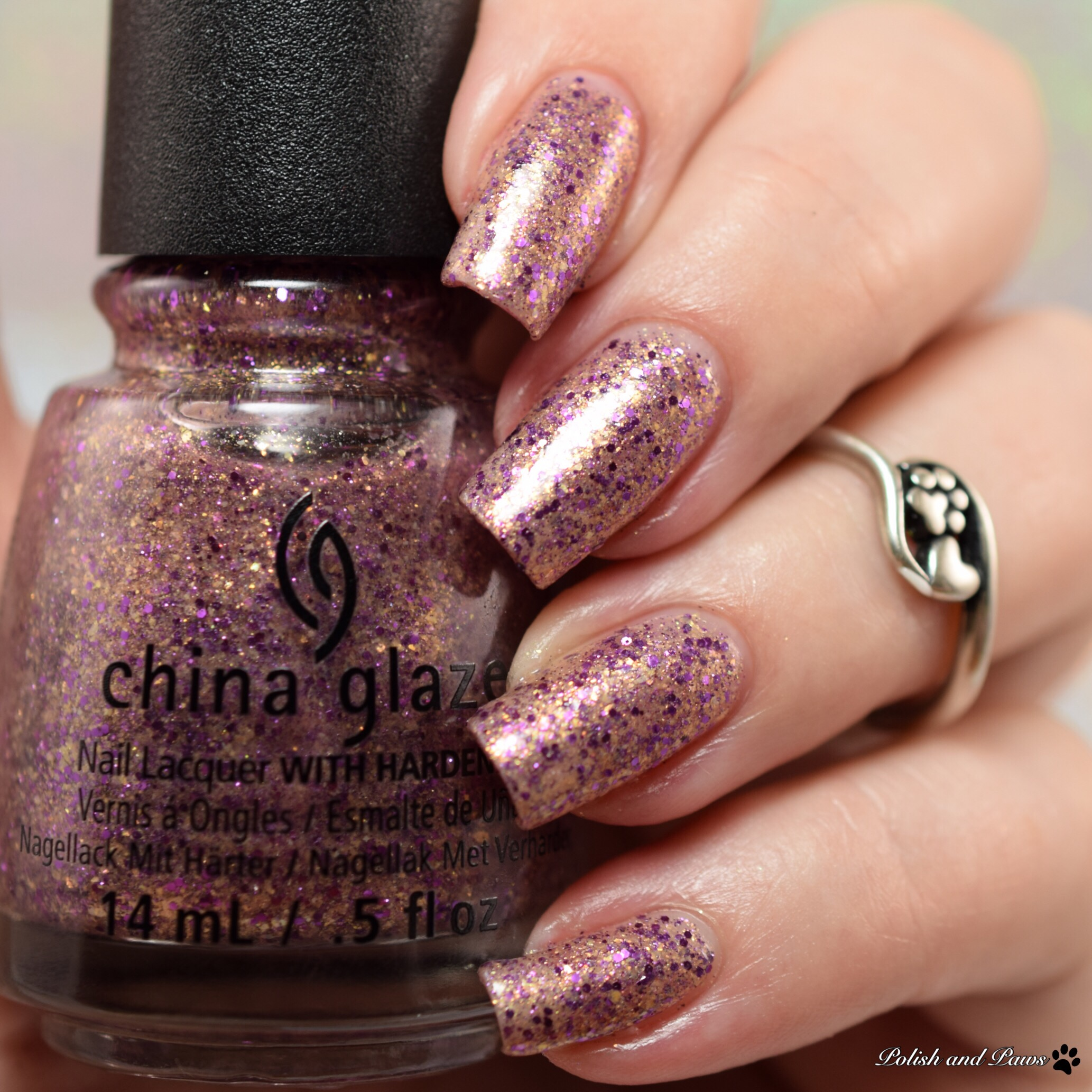 China Glaze Let's Shell-ebrate