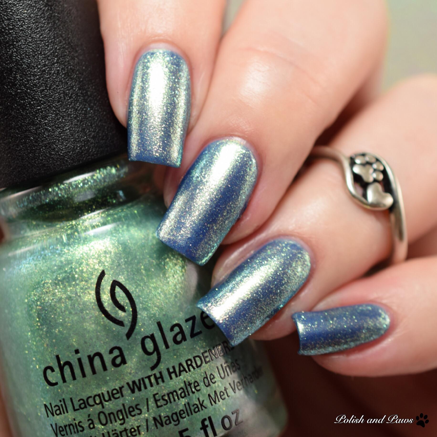 China Glaze Twinkle Twinkle Little Starfish