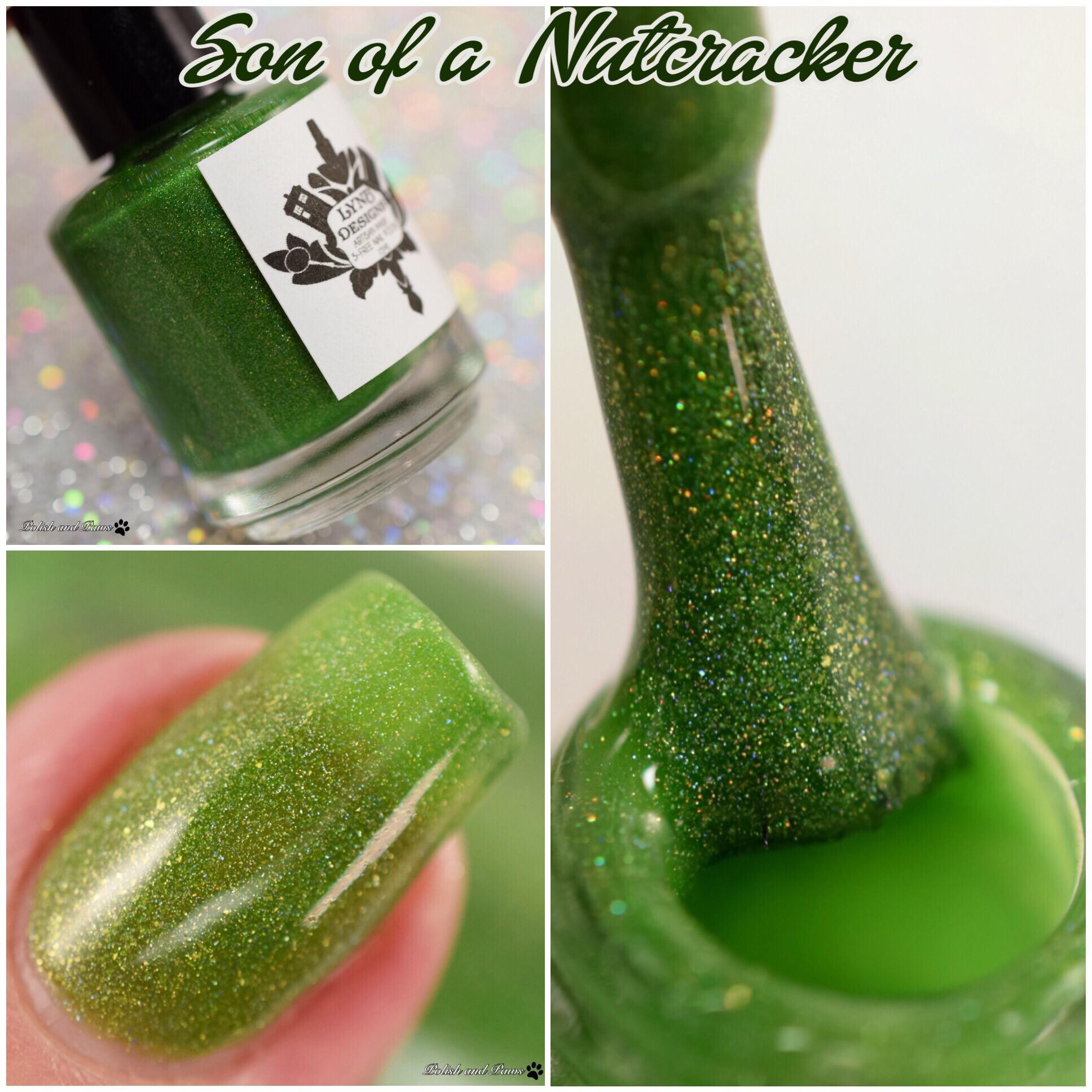 LynB Designs Son of a Nutcracker