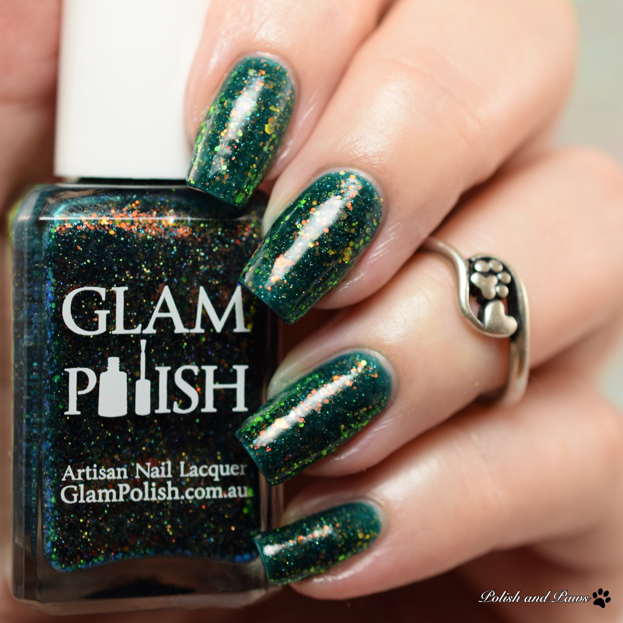 Glam Polish Oz The Great and Powerful