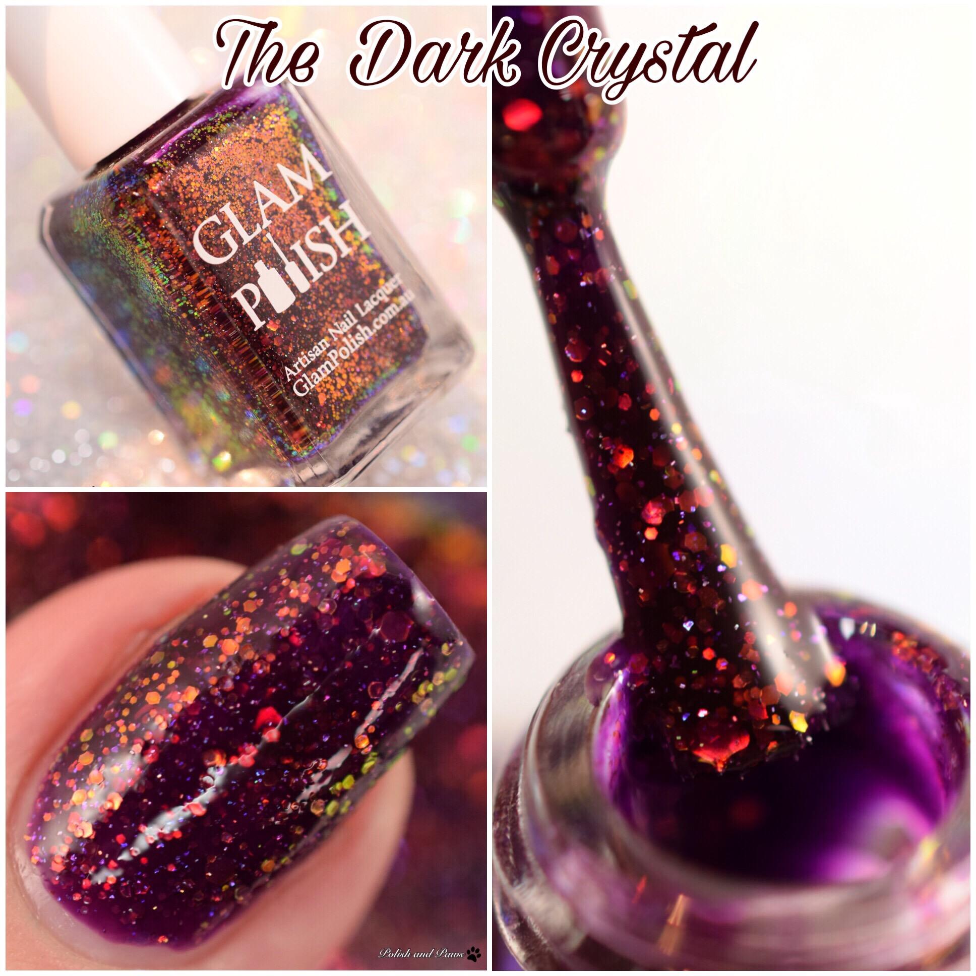 Glam Polish The Dark Crystal