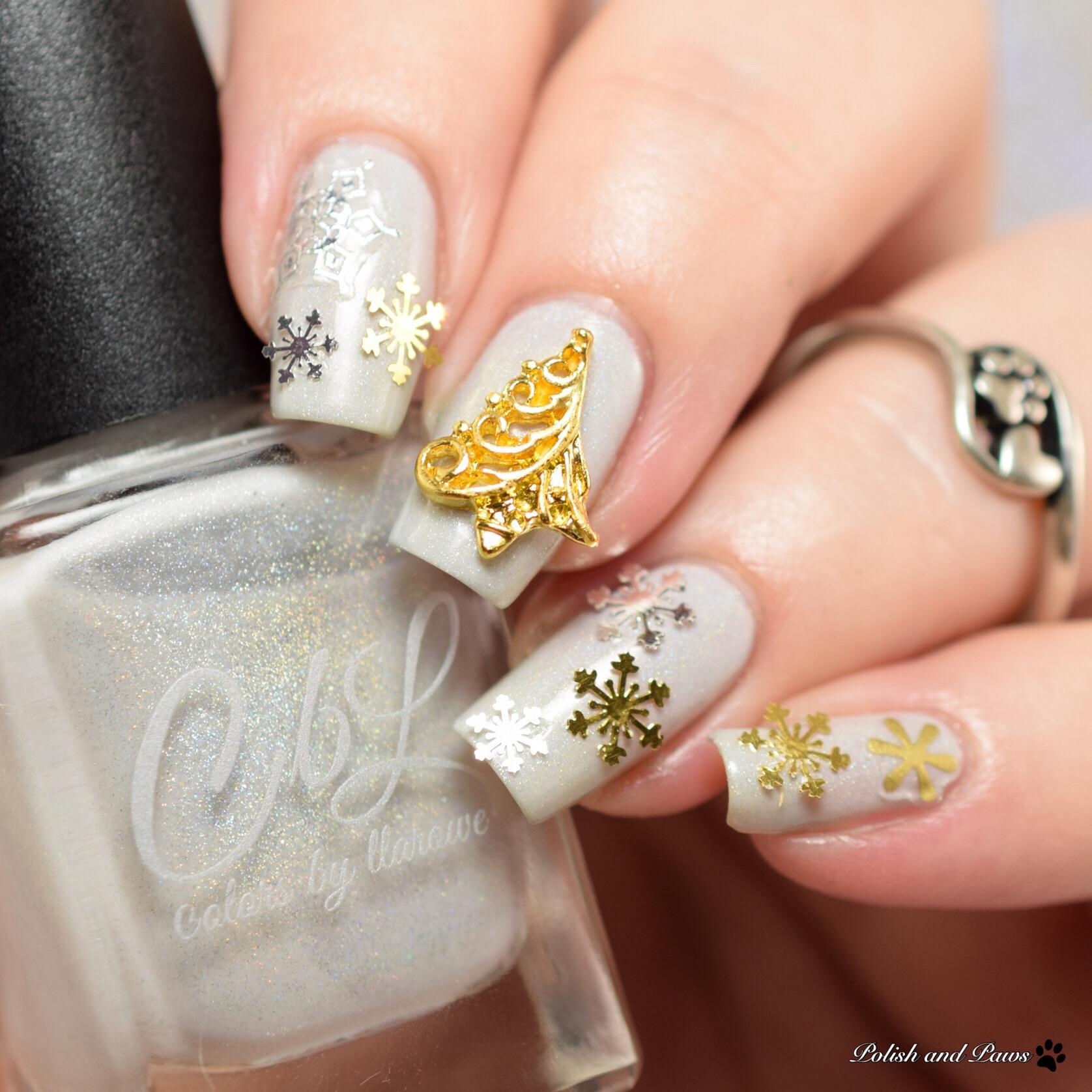 Nail Drama Nail Art Box ~ December 2016   Polish and Paws
