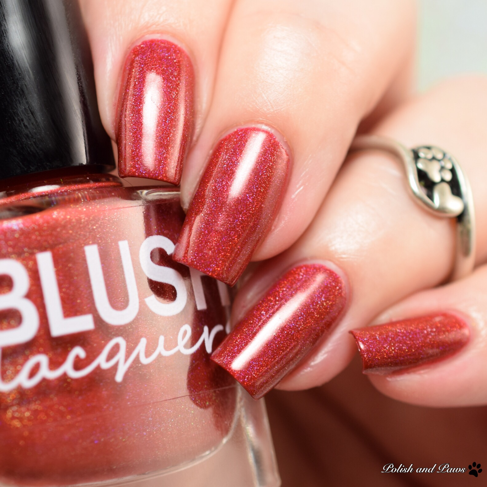Blush Lacquers Reindeer Games