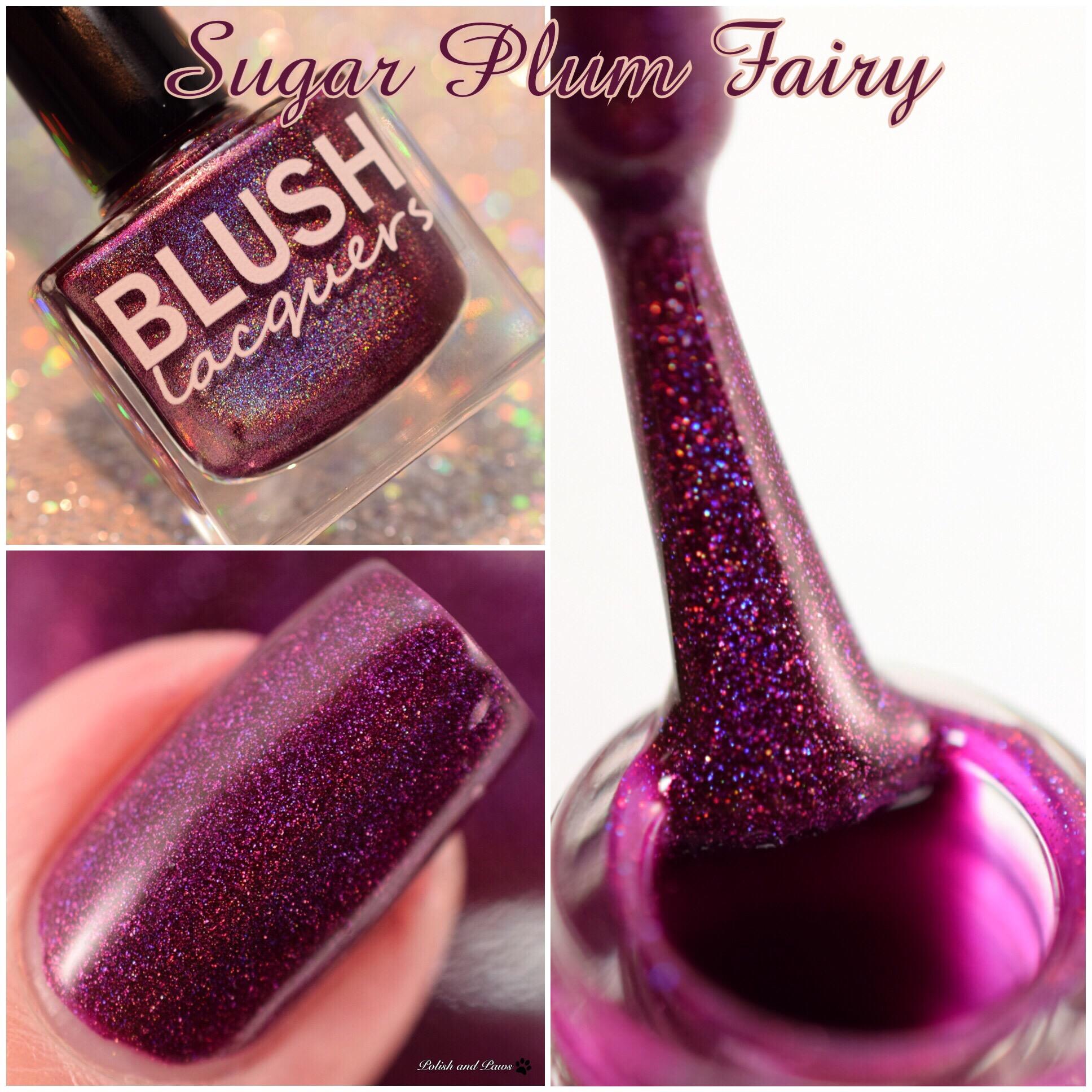 Blush Lacquers Sugar Plum Fairy