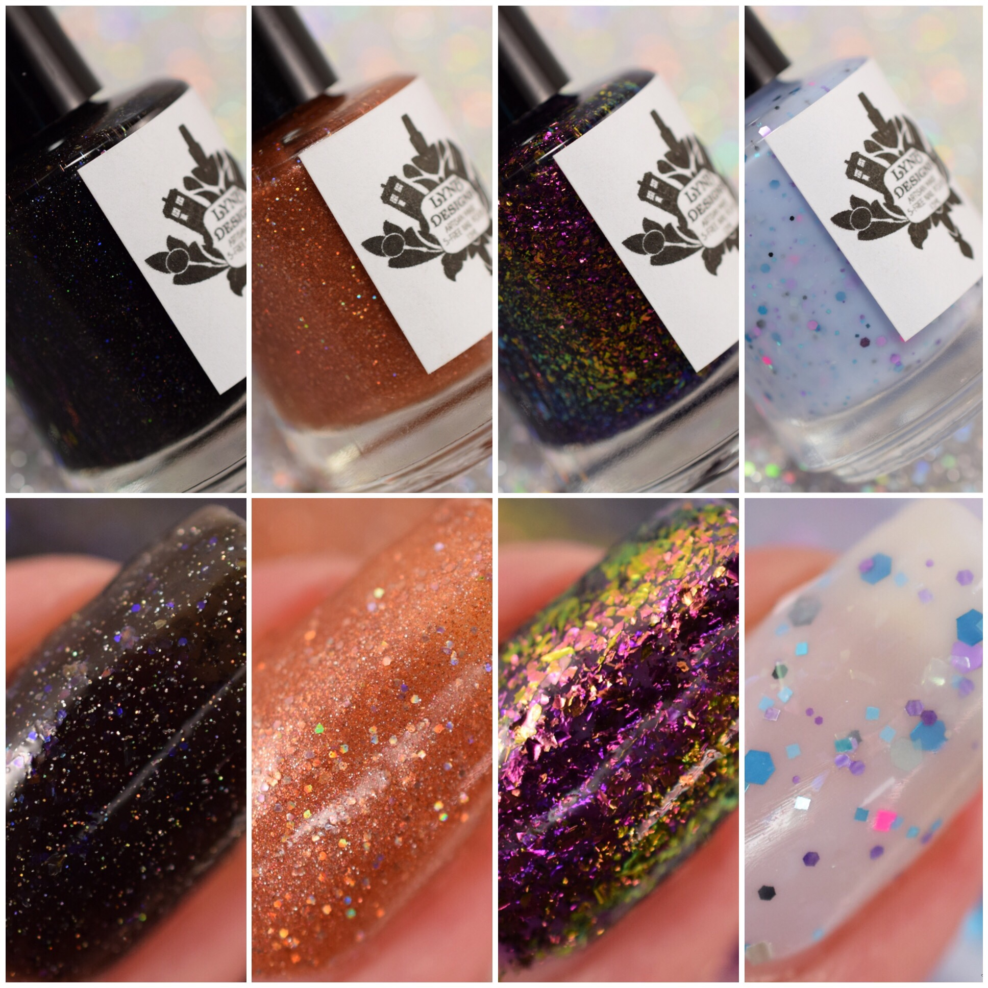 LynB Designs Gift with Purchase polishes