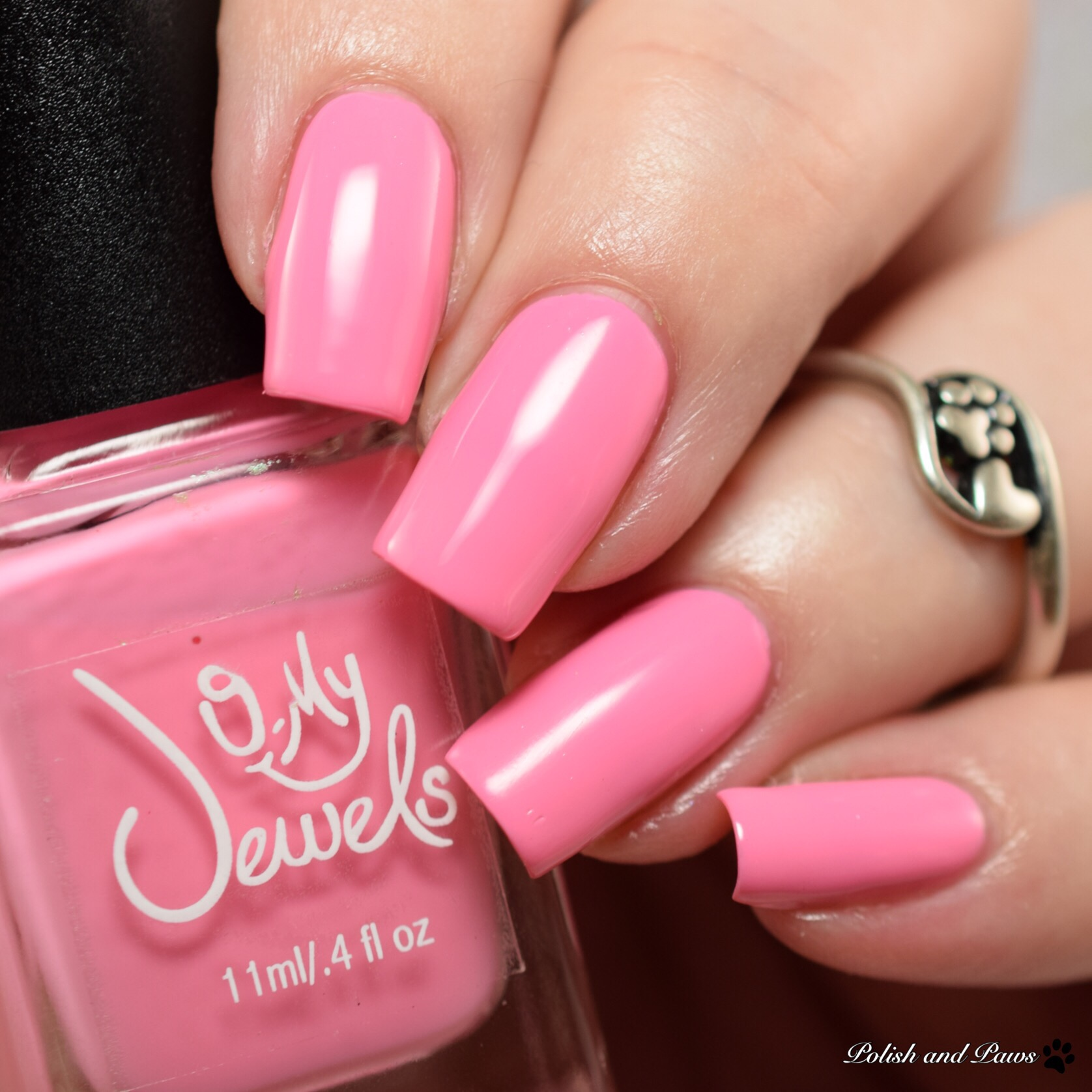 O\' My Jewels Swatch and Review | Polish and Paws