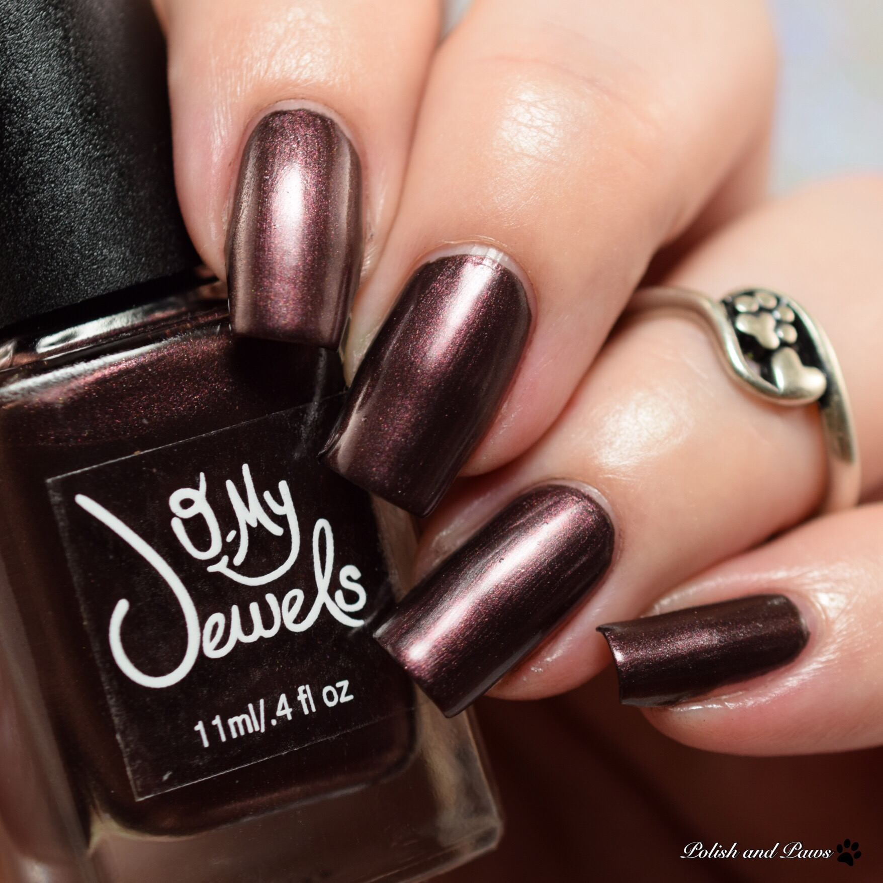 Oh My Jewels Black Cherry