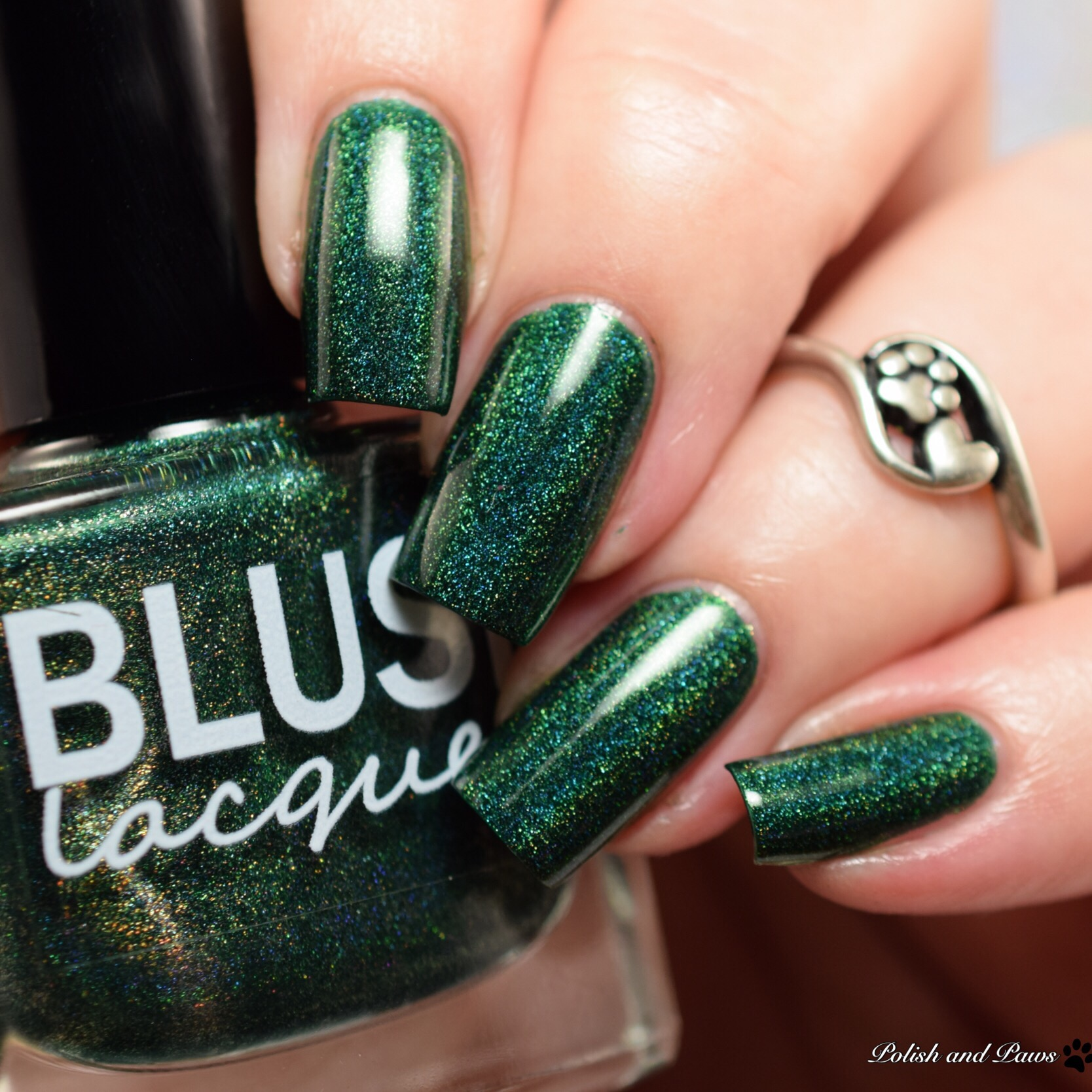Blush Lacquers On the Naughty List