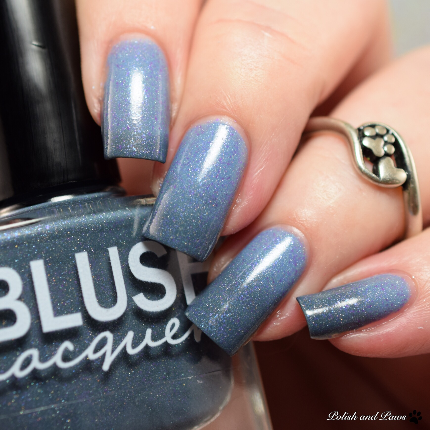 Blush Lacquers Crystal Crush