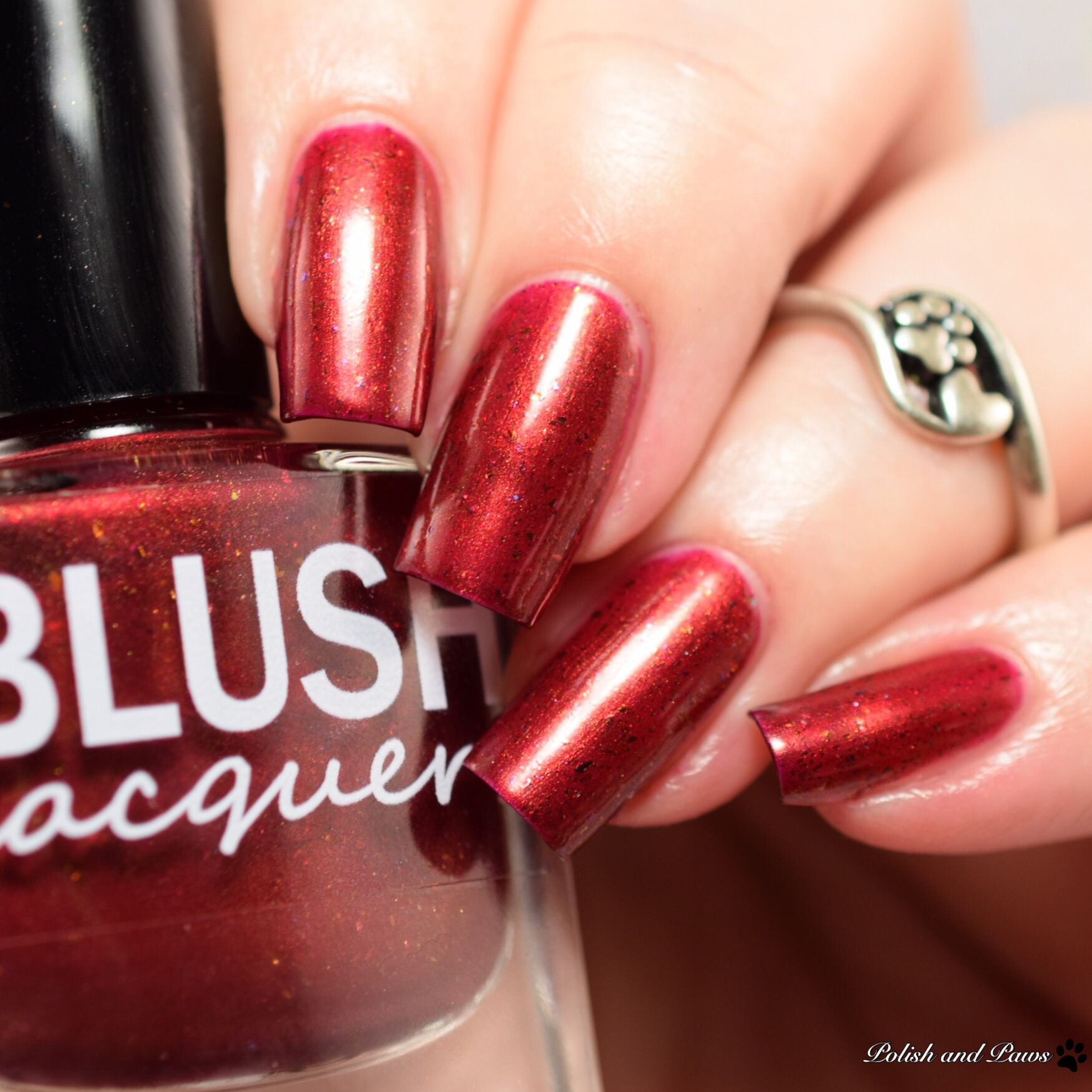 Blush Lacquers Bloodlines