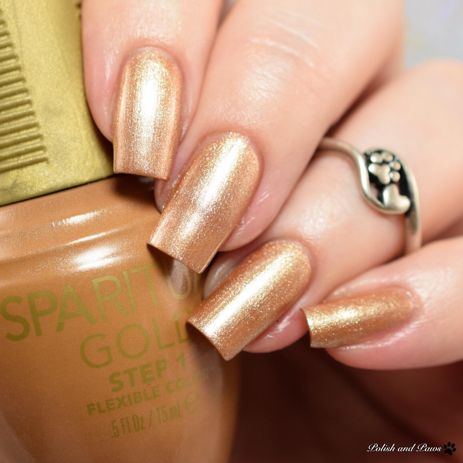 SpaRitual Gold Rising Spirit