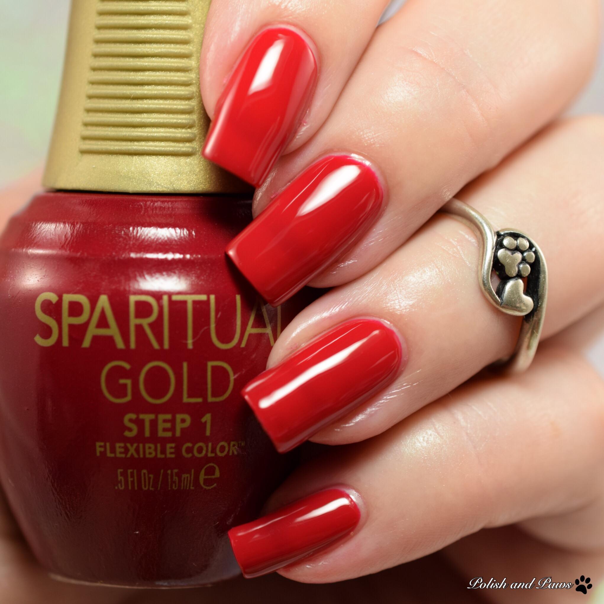 SpaRitual Gold Unite