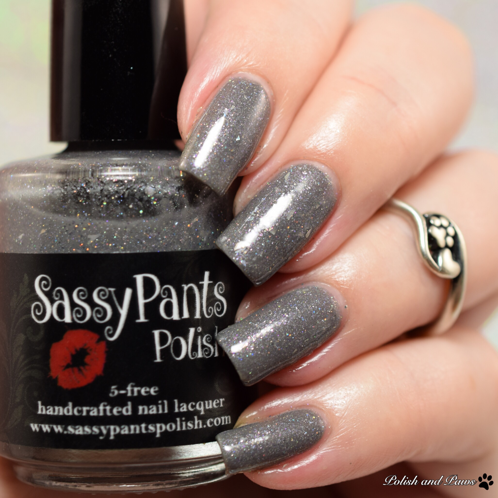 Sassy Pants Polish Not Even a Mouse