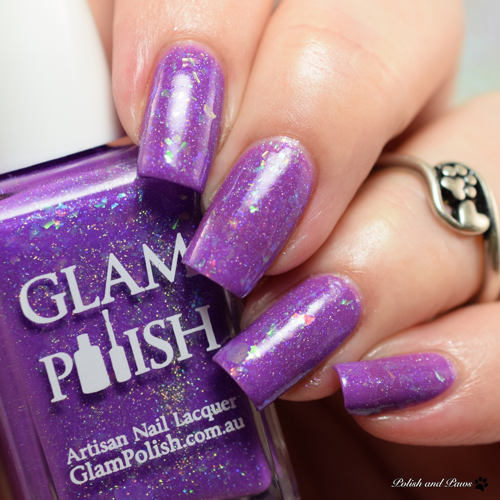 Glam Polish Oh Sandy!