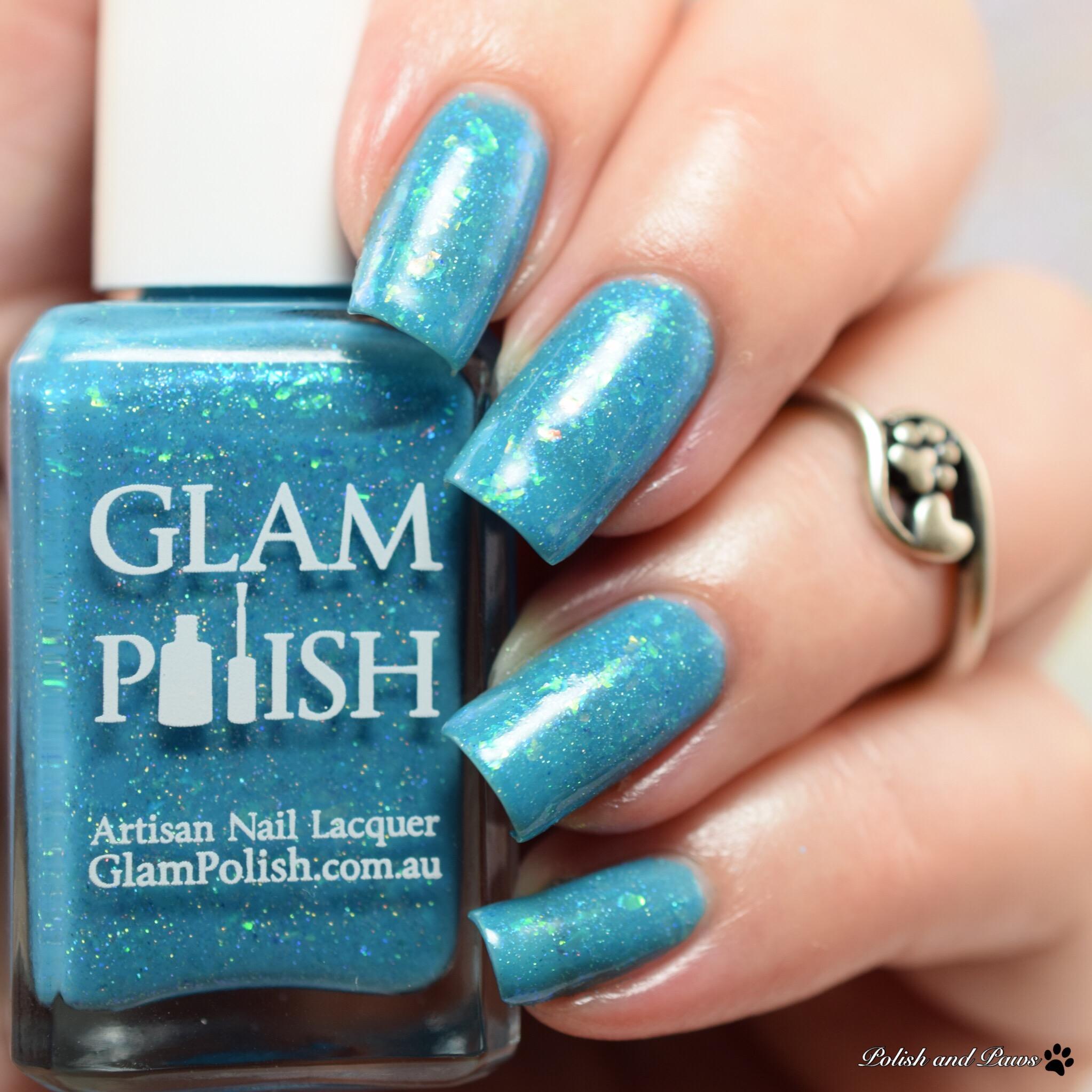 Glam Polish Summer Lovin' Had me a Blast