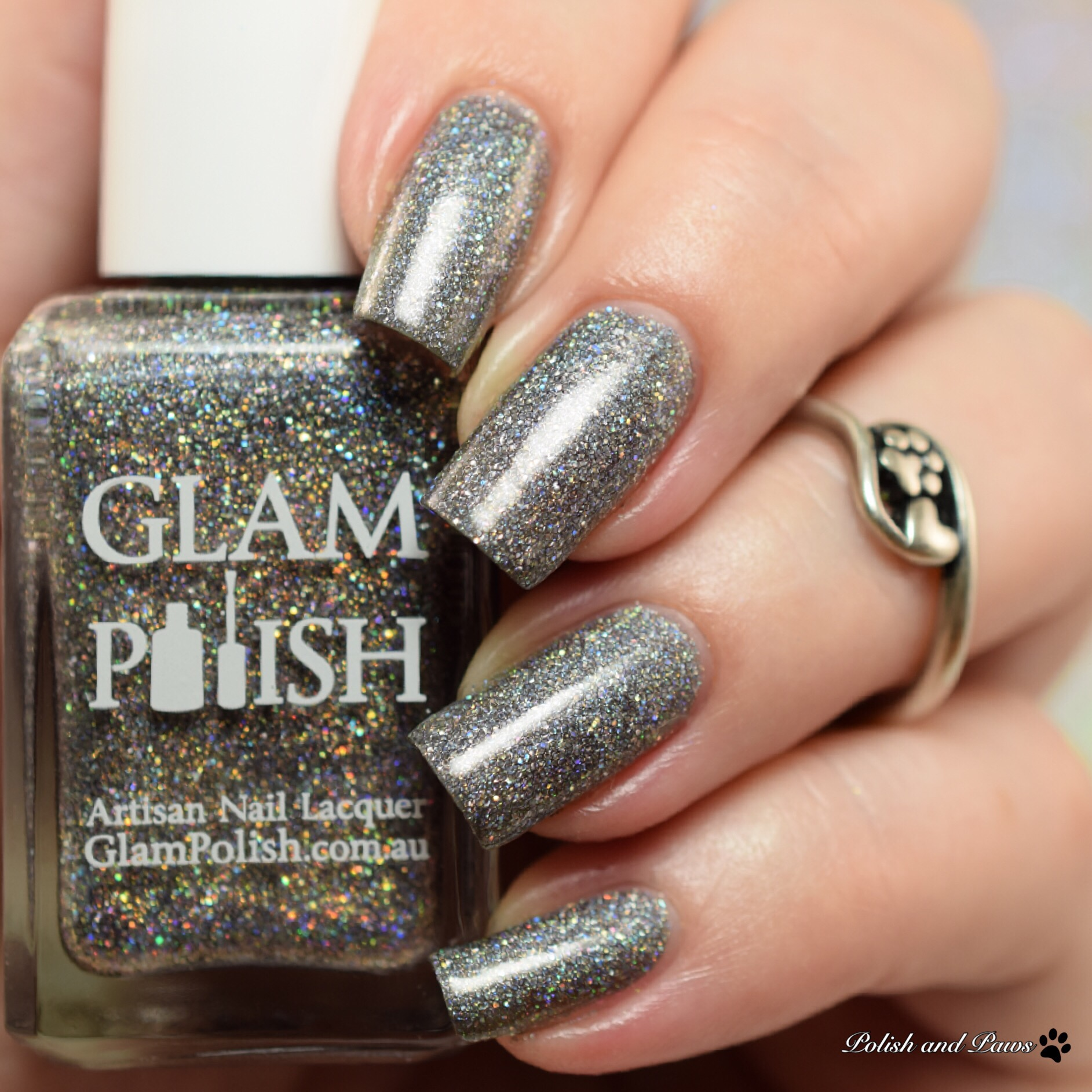 Glam Polish Rockin and Rollin and What Not