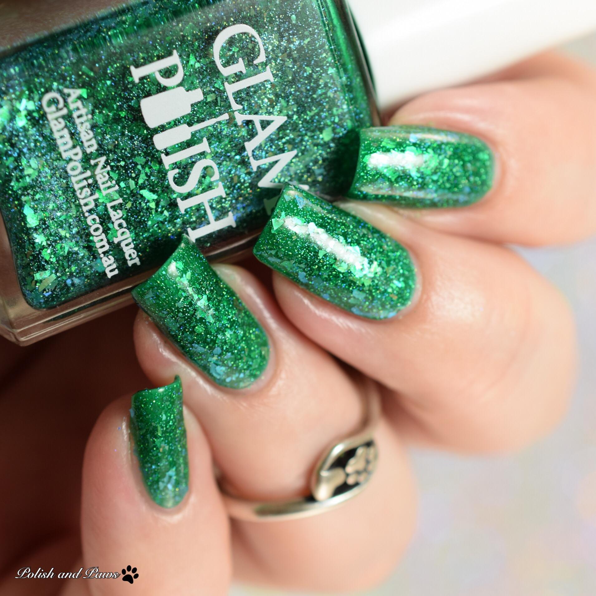 Glam Polish It's Electrifying!
