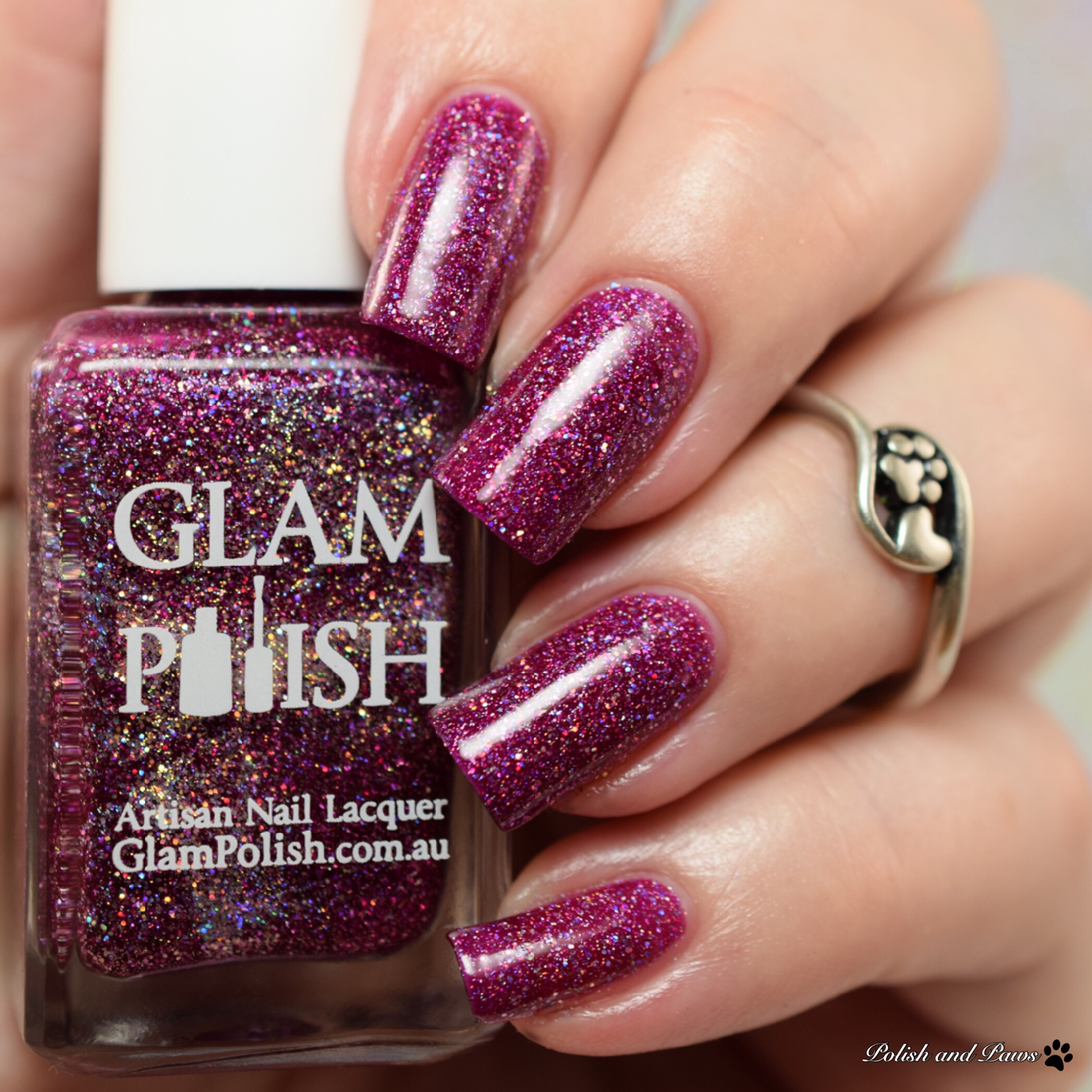 Glam Polish Tell Me About it Stud