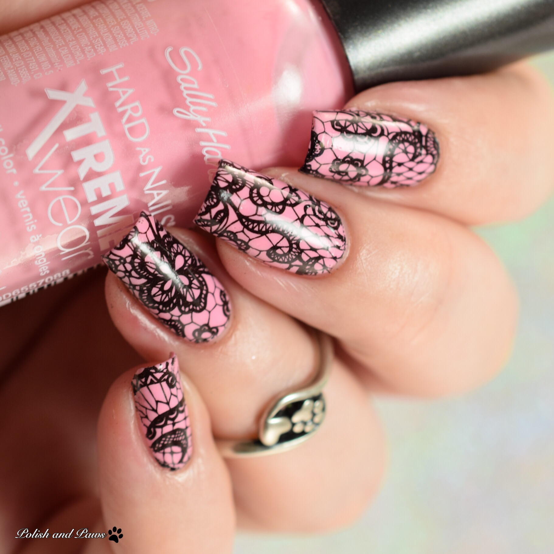 MILV Nail Art Water Decals | Polish and Paws