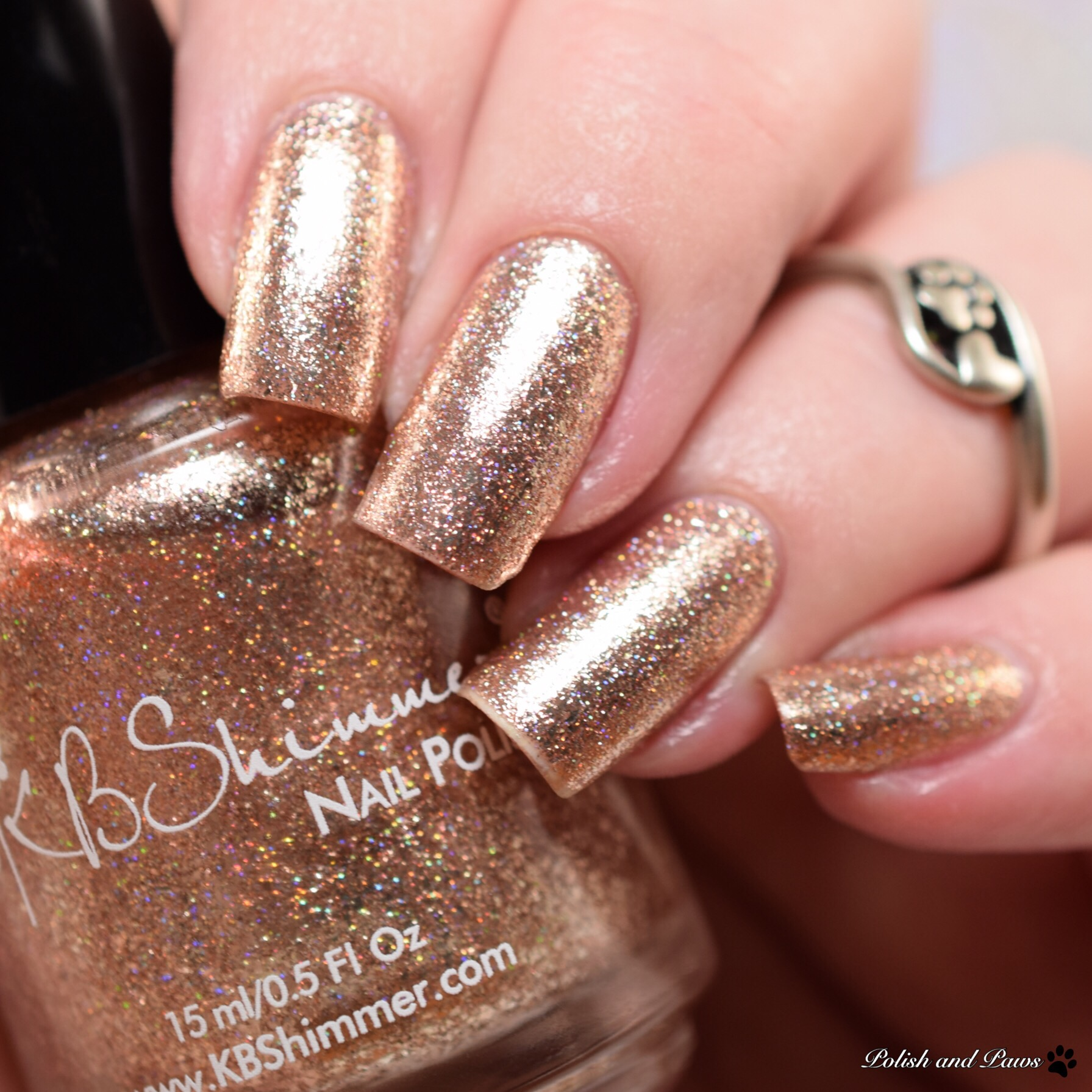KBShimmer One Night Sand