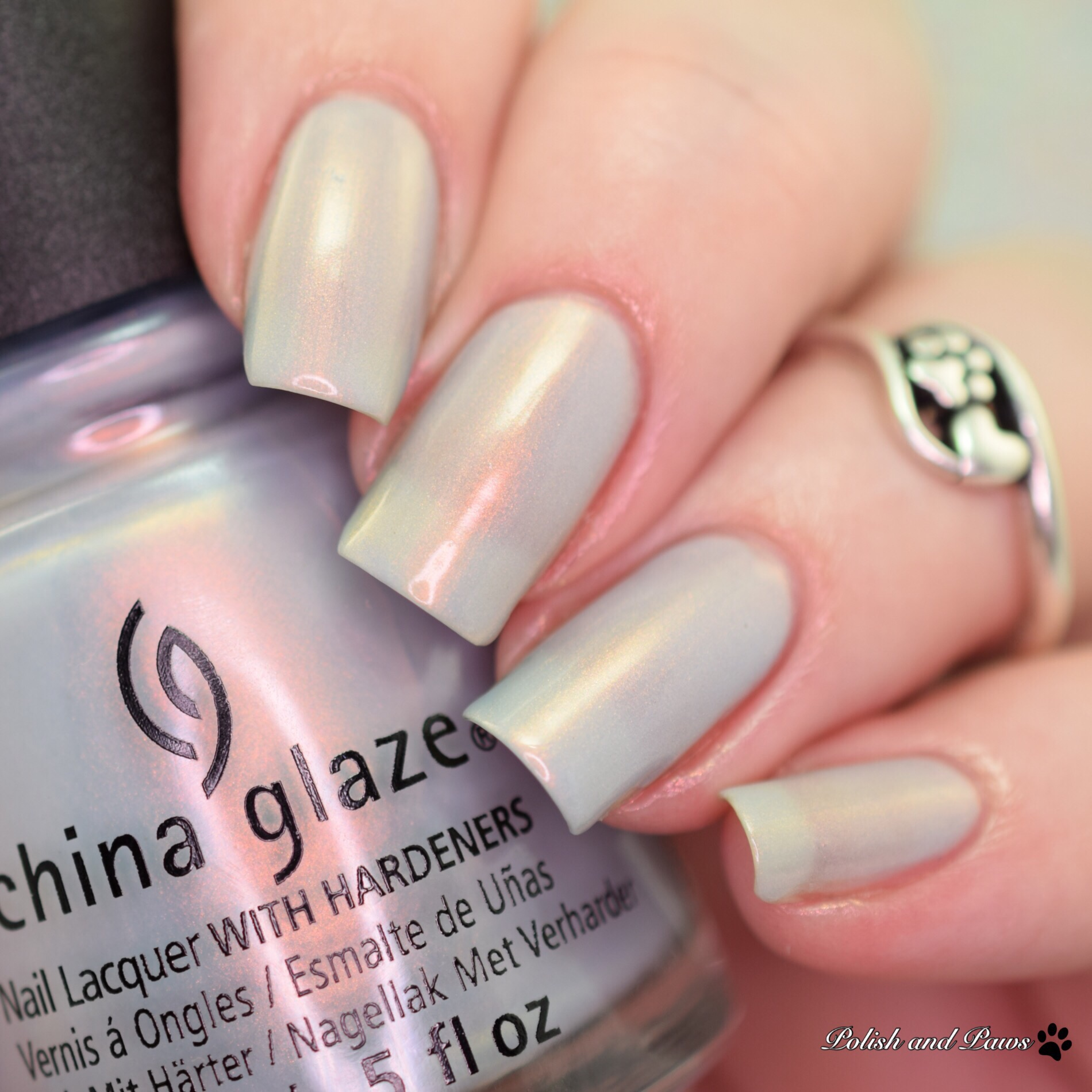 China Glaze Pearl Jammin'