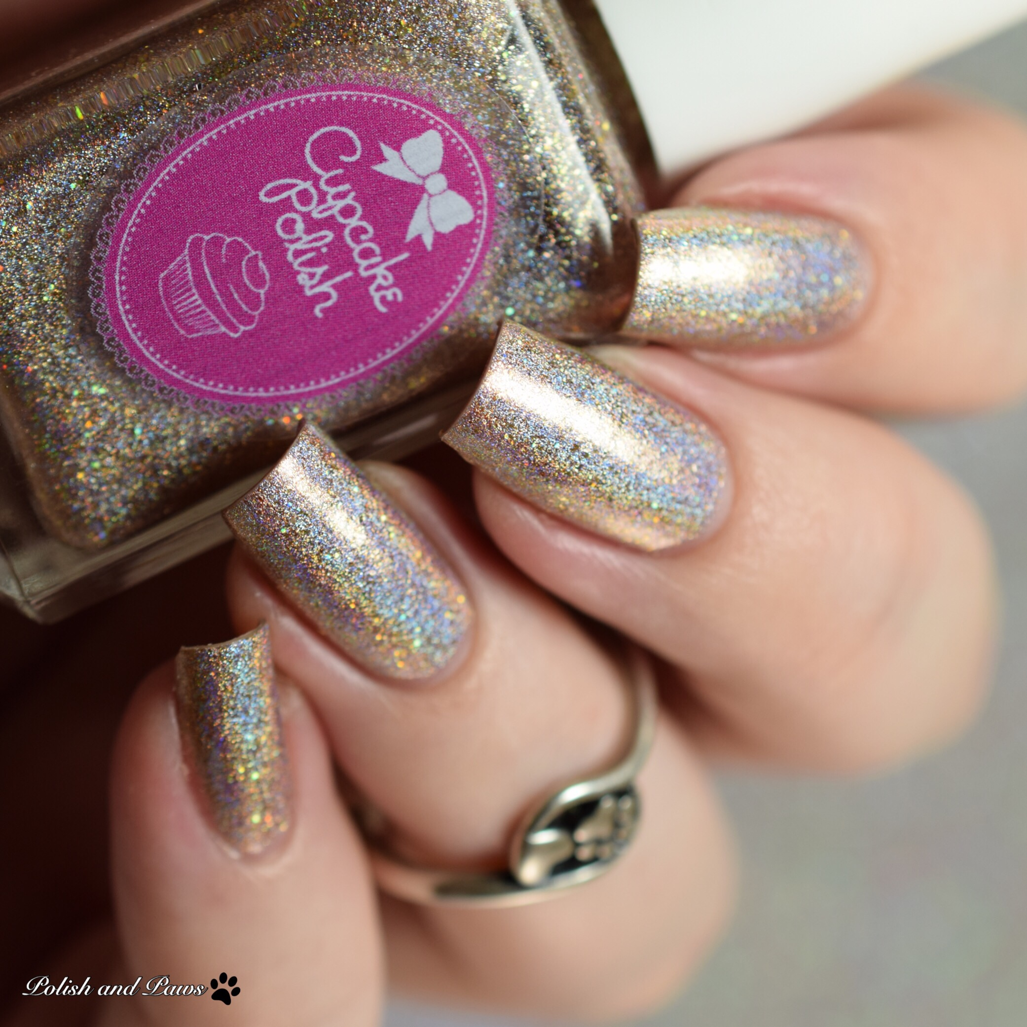 Cupcake Polish Bubbles and Baubles