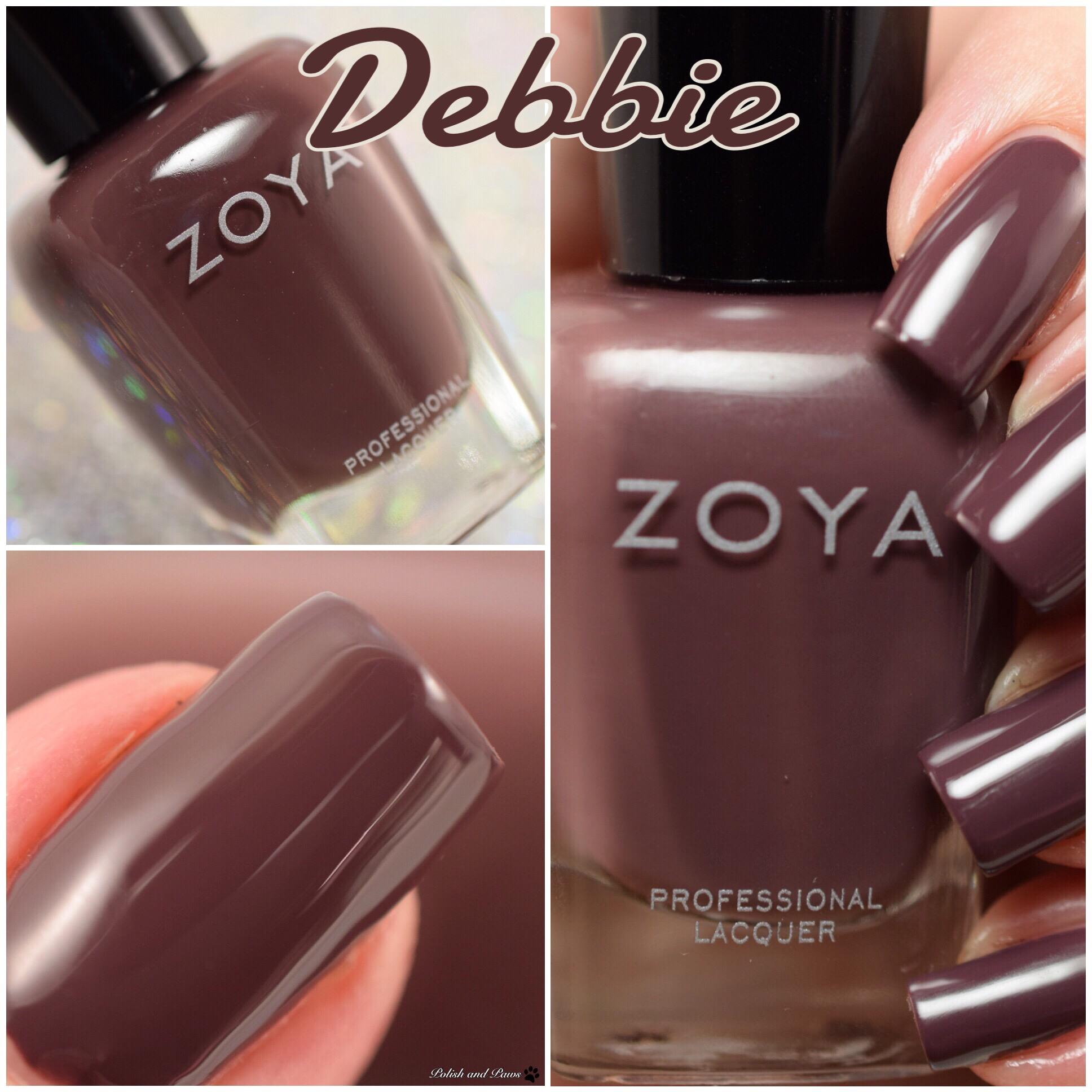 Zoya Debbie